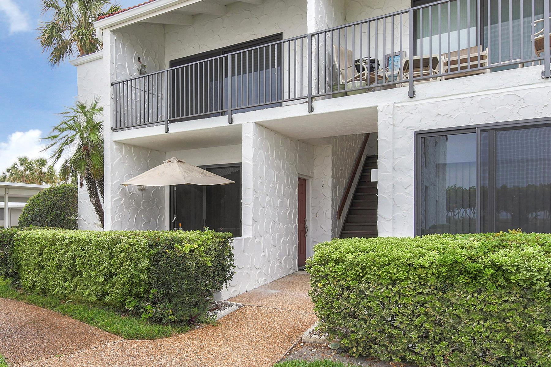 共管式独立产权公寓 为 销售 在 ALDEA MAR - VENICE ISLAND 500 Park Blvd S 114 威尼斯, 佛罗里达州, 34285 美国