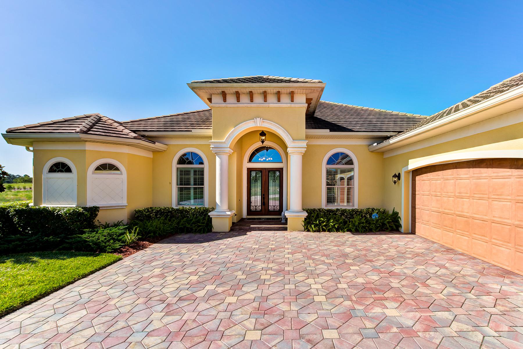 Maison unifamiliale pour l Vente à RIVER HALL COUNTRY CLUB 17100 Easy Stream Ct Fort Myers, Florida 33920 États-Unis