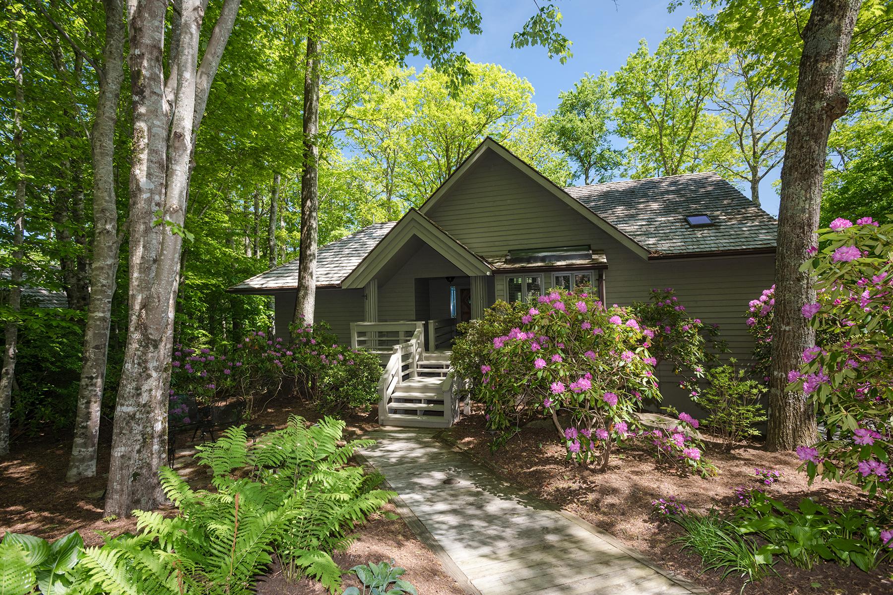 Maison unifamiliale pour l Vente à LINVILLE - LINVILLE RIDGE 302 Vista Trail Linville, Carolina Du Nord, 28646 États-Unis