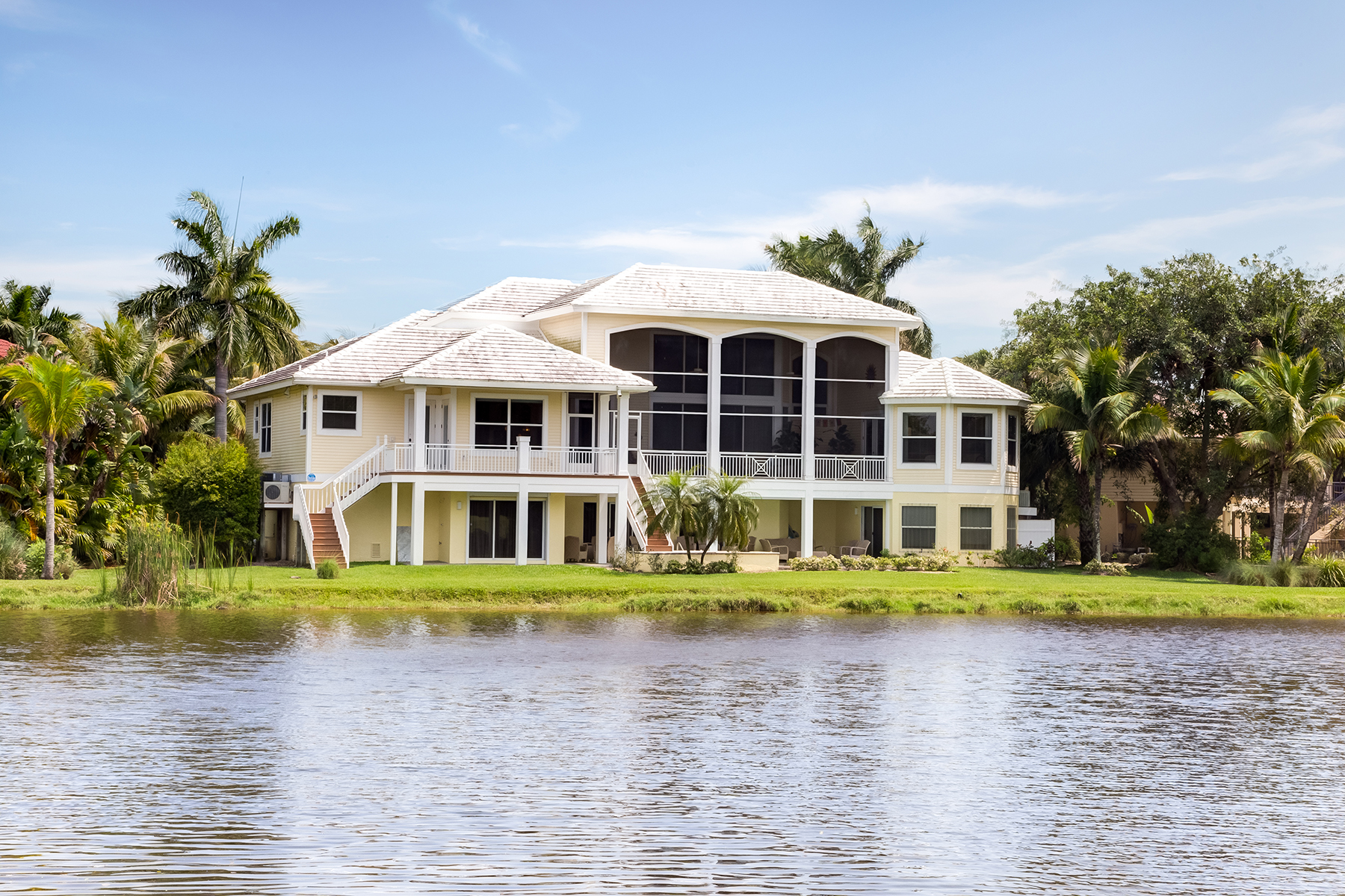 Maison unifamiliale pour l Vente à SANIBEL 1360 Eagle Run Dr Sanibel, Florida, 33957 États-Unis