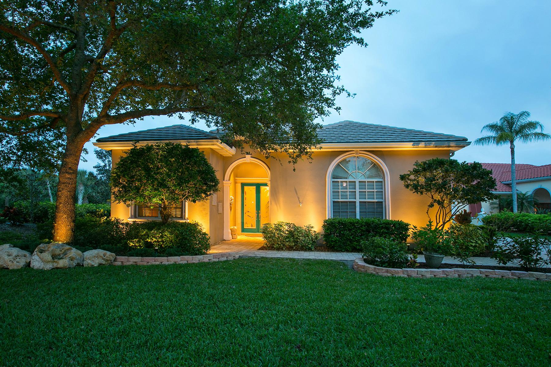 단독 가정 주택 용 매매 에 BOCA ROYALE 49 Saint John Blvd Englewood, 플로리다 34223 미국