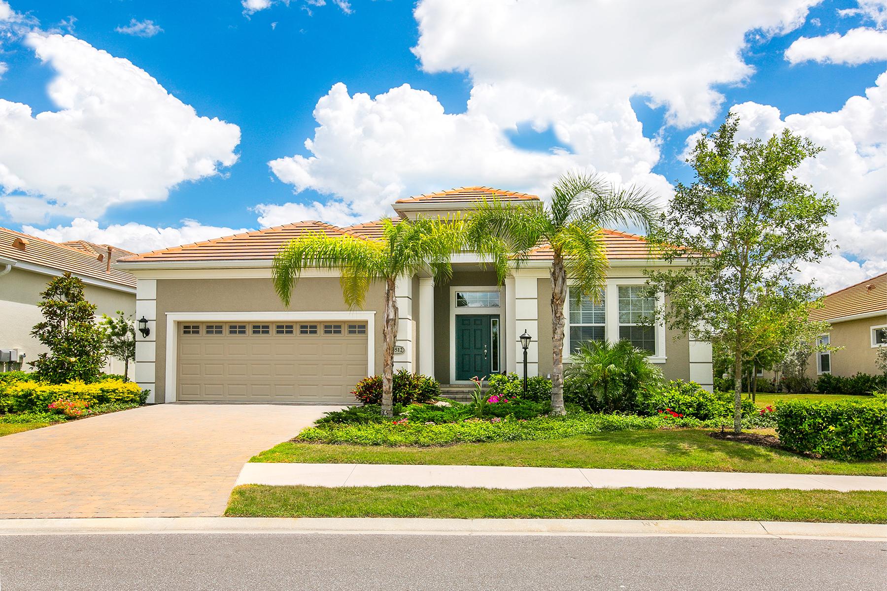 단독 가정 주택 용 매매 에 COUNTRY CLUB EAST 14512 Stirling Dr Lakewood Ranch, 플로리다 34202 미국