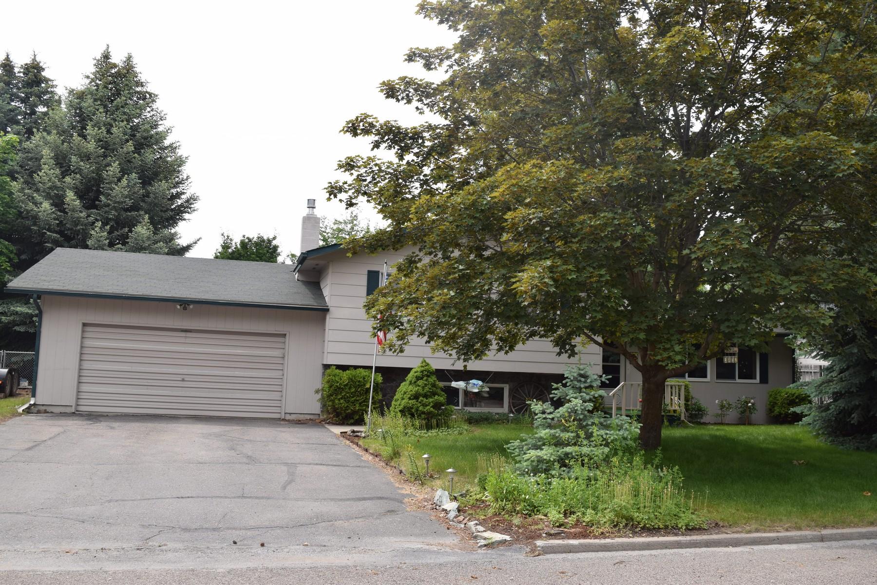 Vivienda unifamiliar por un Venta en 122 Garland Street 122 Garland St Kalispell, Montana, 59901 Estados Unidos