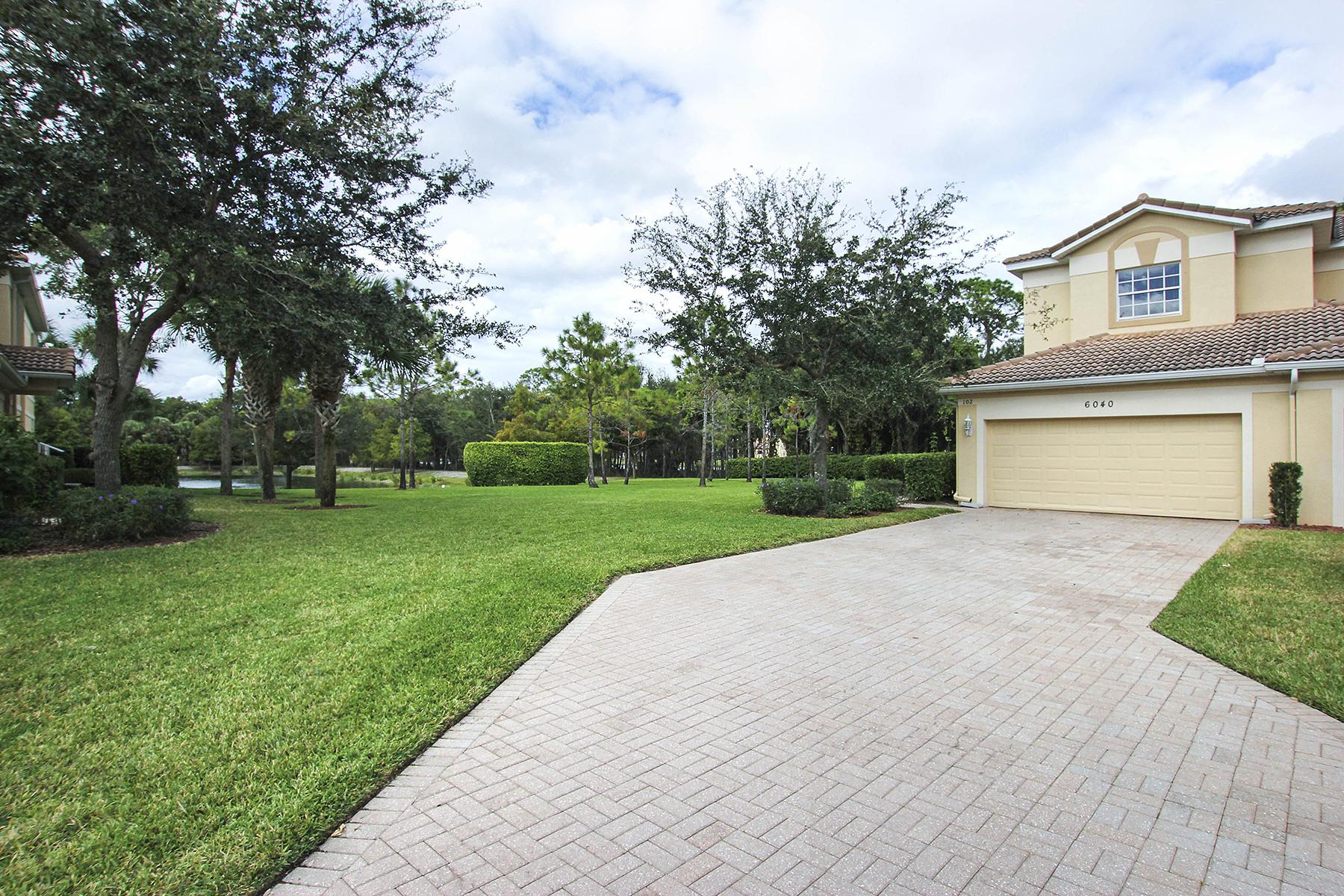 Kat Mülkiyeti için Satış at JONATHANS BAY 6040 Jonathans Bay Cir 102 Fort Myers, Florida, 33908 Amerika Birleşik Devletleri