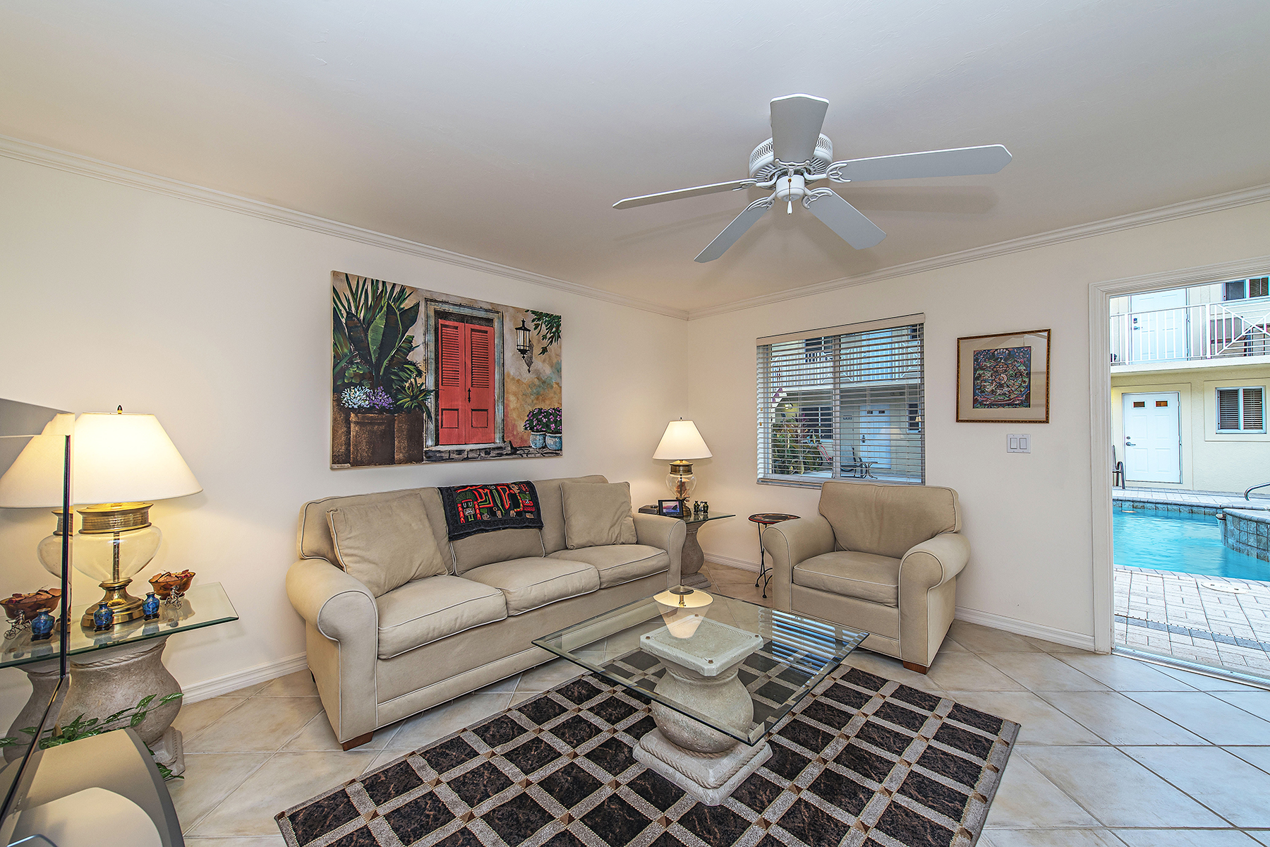 Condominium for Sale at KENSINGTON GARDENS 480 5th St S 102 Naples, Florida, 34102 United States