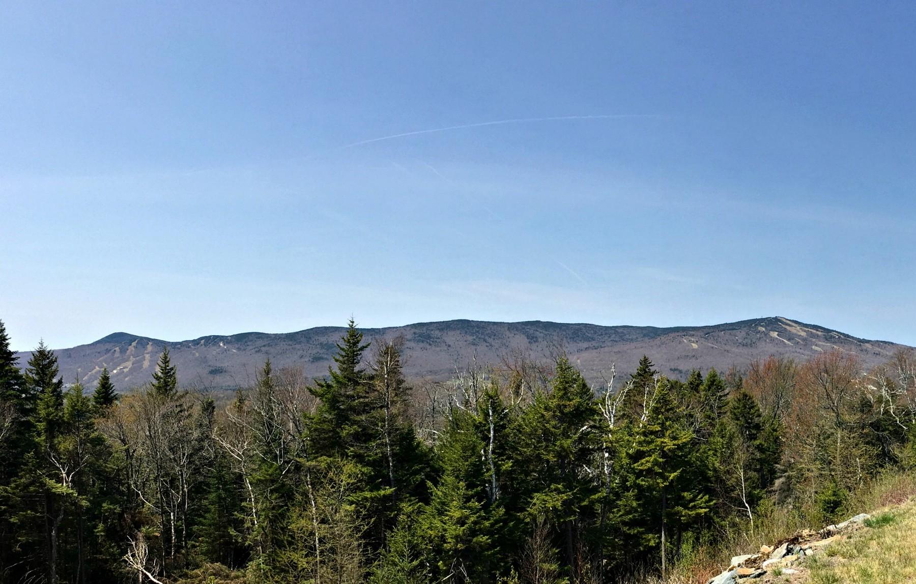 Maison unifamiliale pour l Vente à Spectacular Views and Complete Privacy 1 Johnson Hill Road Rd Dover, Vermont, 05356 États-Unis