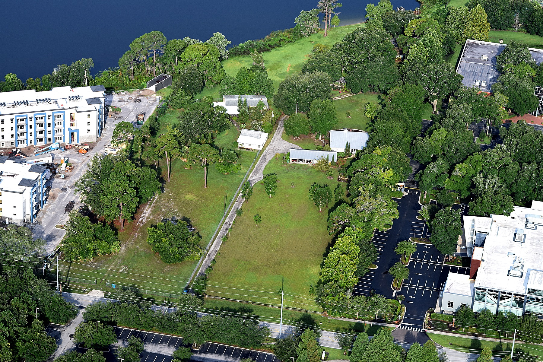 Land for Sale at ORLANDO - FLORIDA 441 S Keller Rd 7 Orlando, Florida, 32810 United States