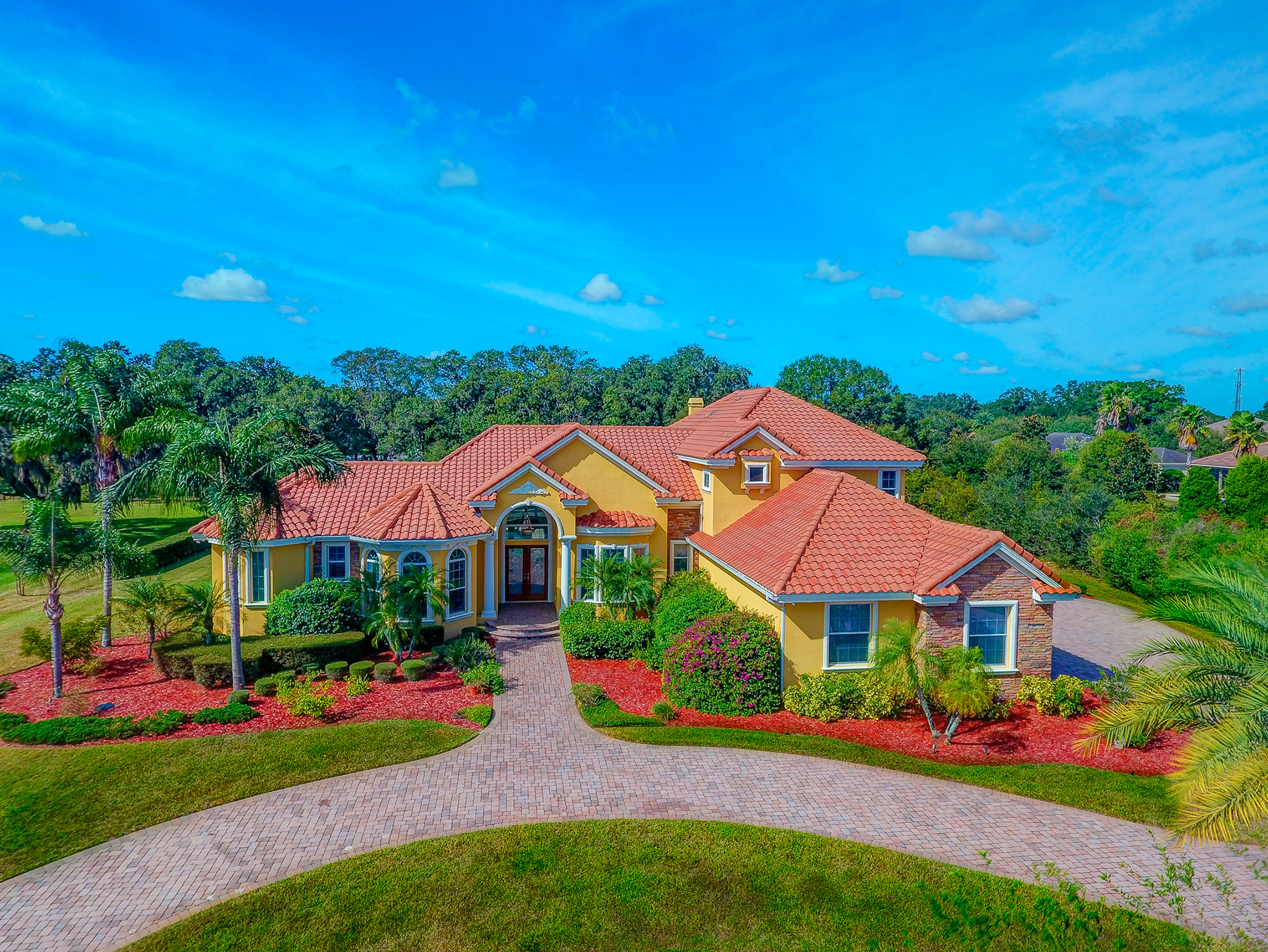 Maison unifamiliale pour l Vente à LUTZ 19624 Amazon Basin Lutz, Florida, 33559 États-Unis