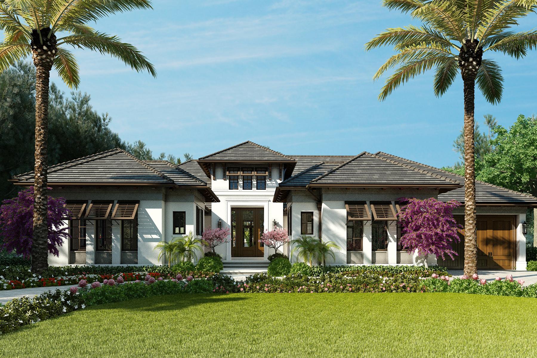 一戸建て のために 売買 アット MOORINGS 3156 Crayton Rd Naples, フロリダ, 34103 アメリカ合衆国