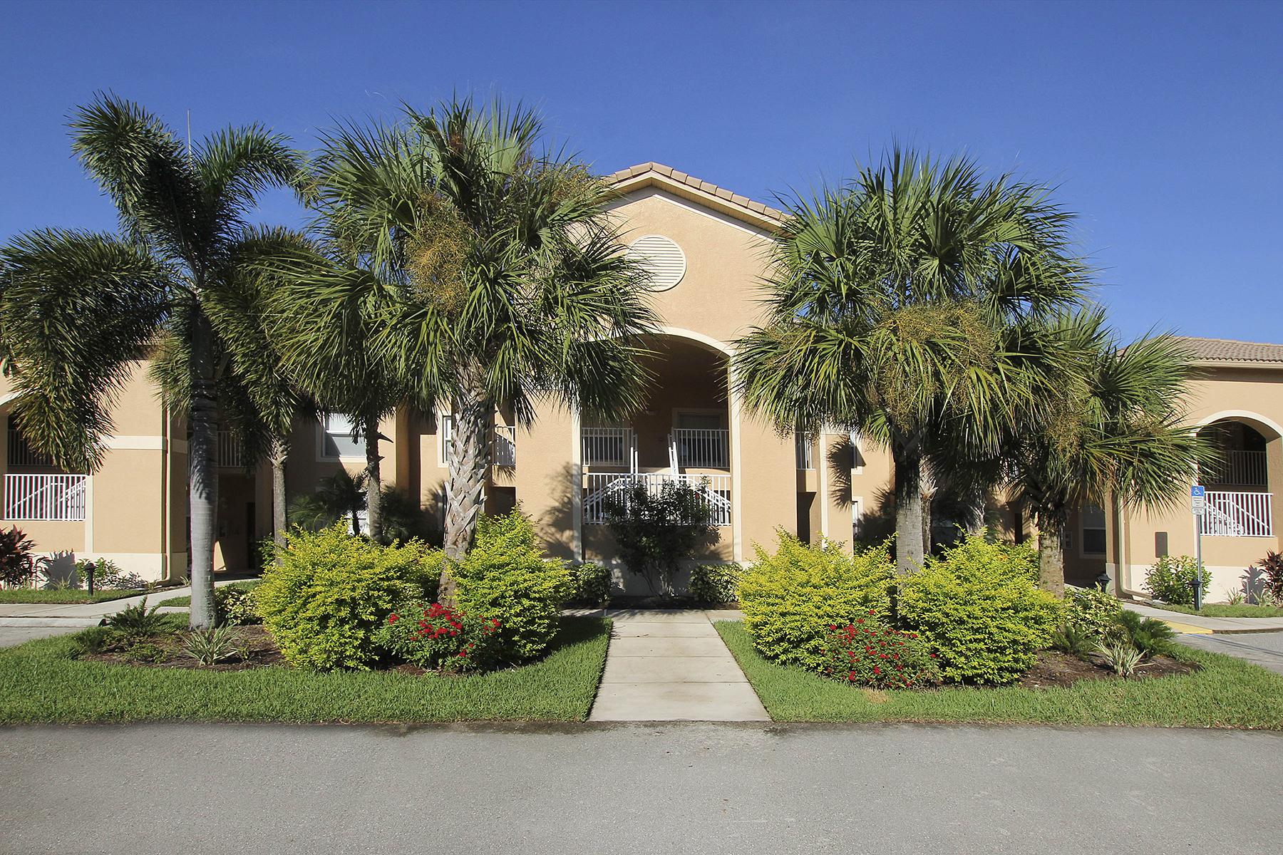 Condominio por un Venta en BELLA TERRA 20000 Barletta Ln 713 Estero, Florida, 33928 Estados Unidos