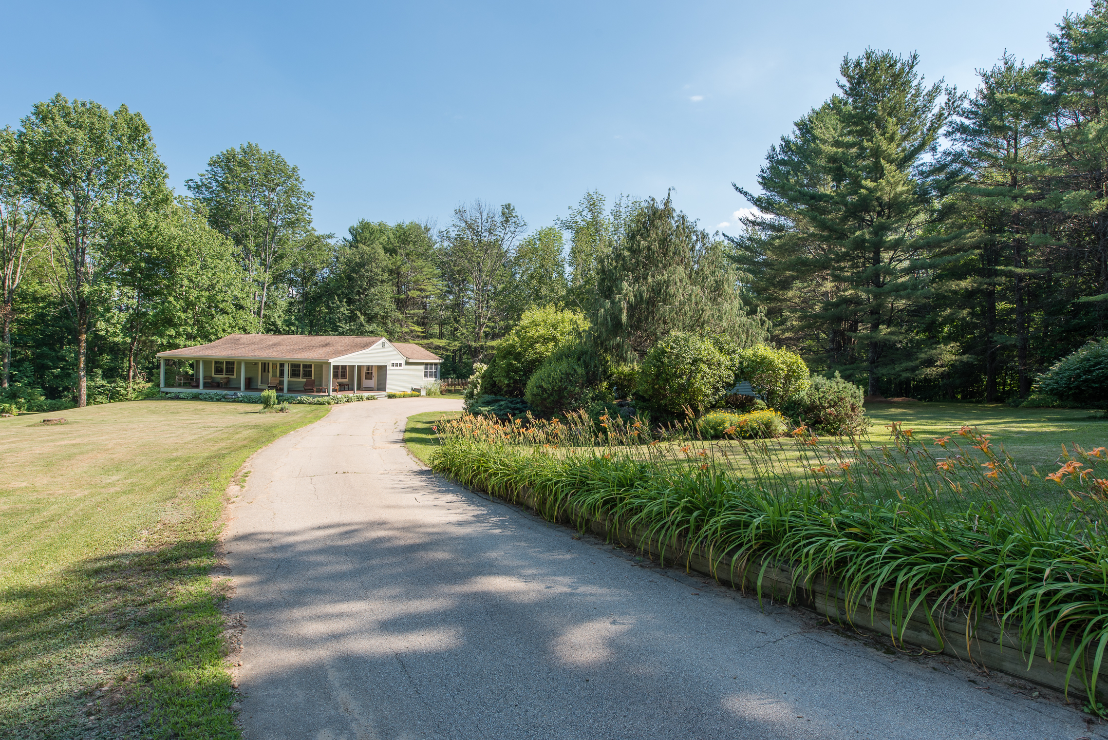 Single Family Home for Sale at Charming Meredith Ranch 45 Old Center Harbor Rd Meredith, New Hampshire, 03253 United States