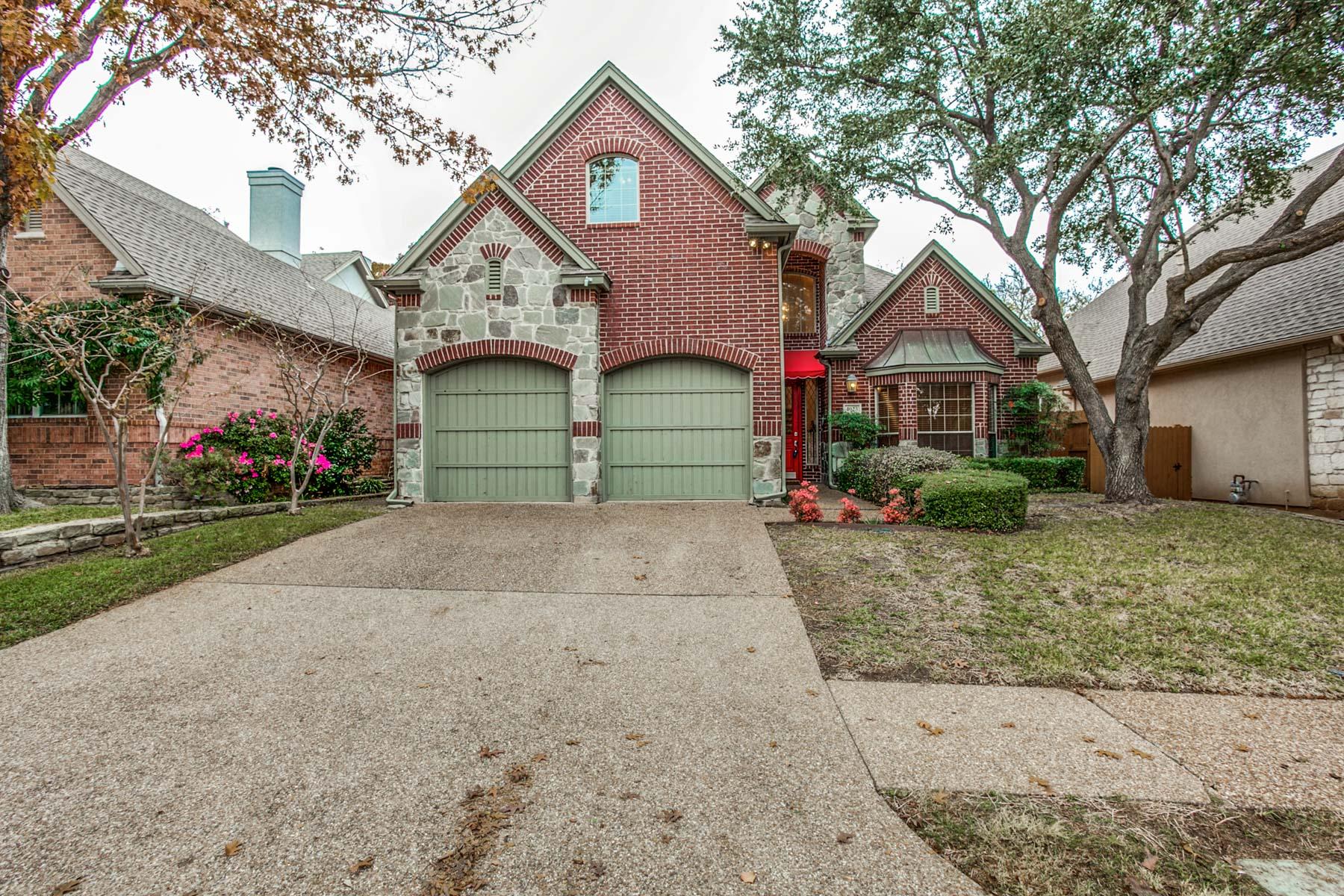 Casa para uma família para Venda às 4023 Wembley Terrace, DALLAS Dallas, Texas, 75220 Estados Unidos