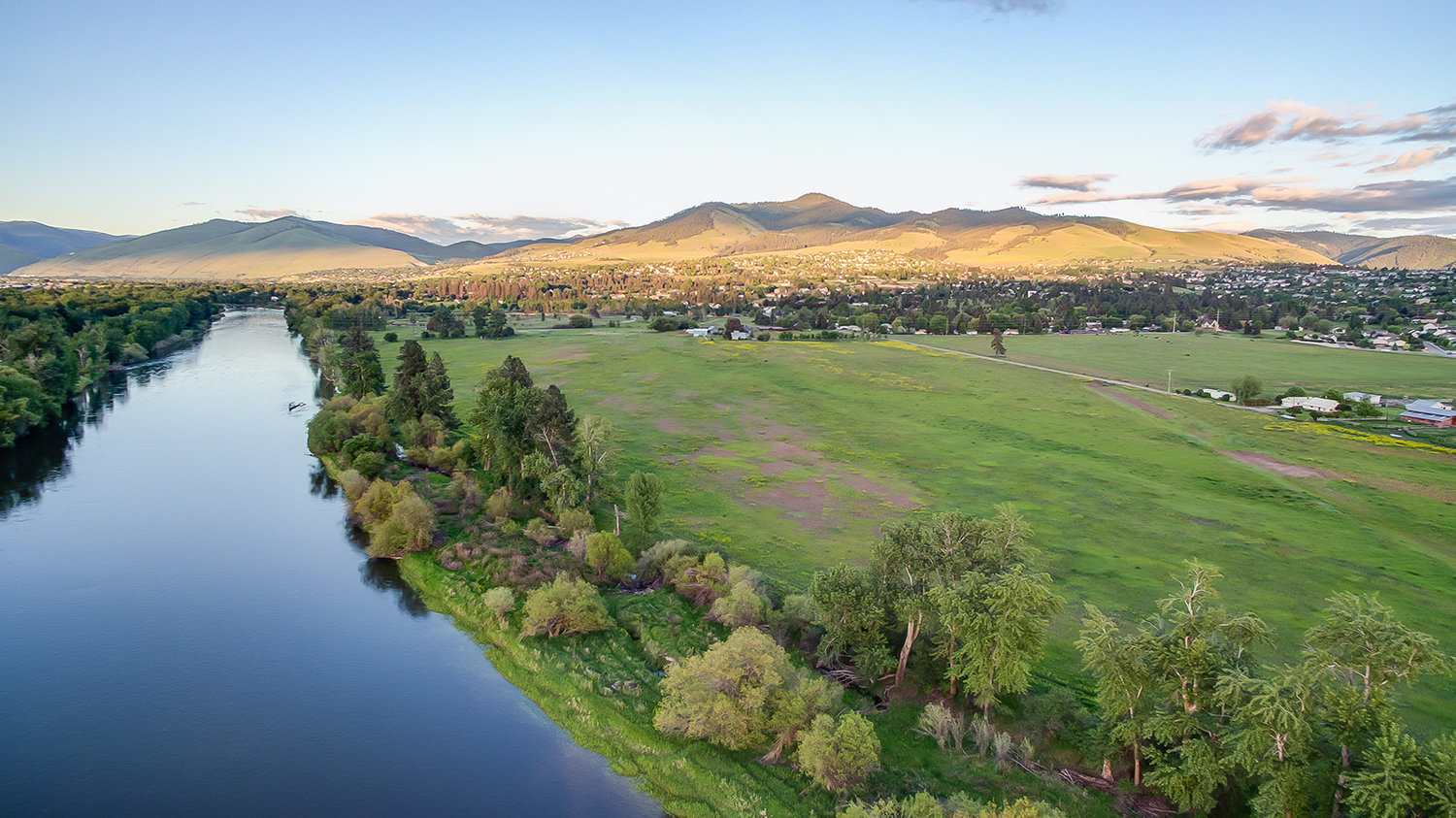 Land for Sale at 5080 Old Bitterroot Road 5080 Old Bitterroot Rd Missoula, Montana 59803 United States