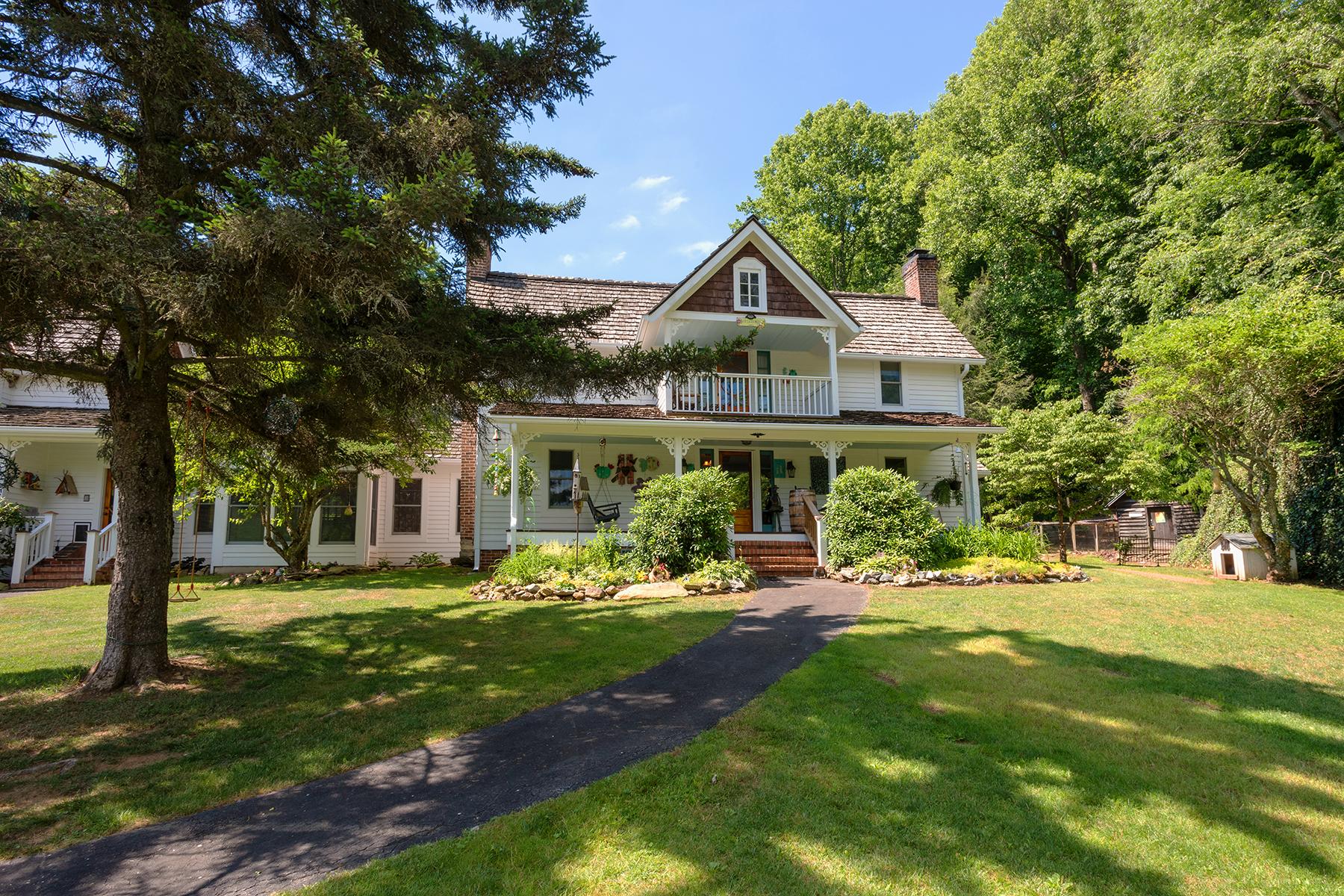 獨棟家庭住宅 為 出售 在 BANNER ELK 804 Justus Road Banner Elk, 北卡羅來納州, 28604 美國