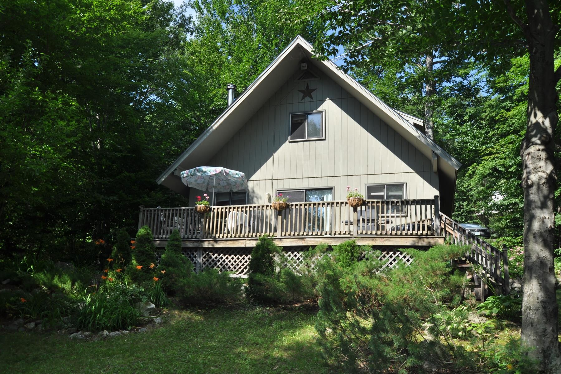 Single Family Home for Sale at 363 Chalk Pond Rd, Newbury Newbury, New Hampshire 03255 United States