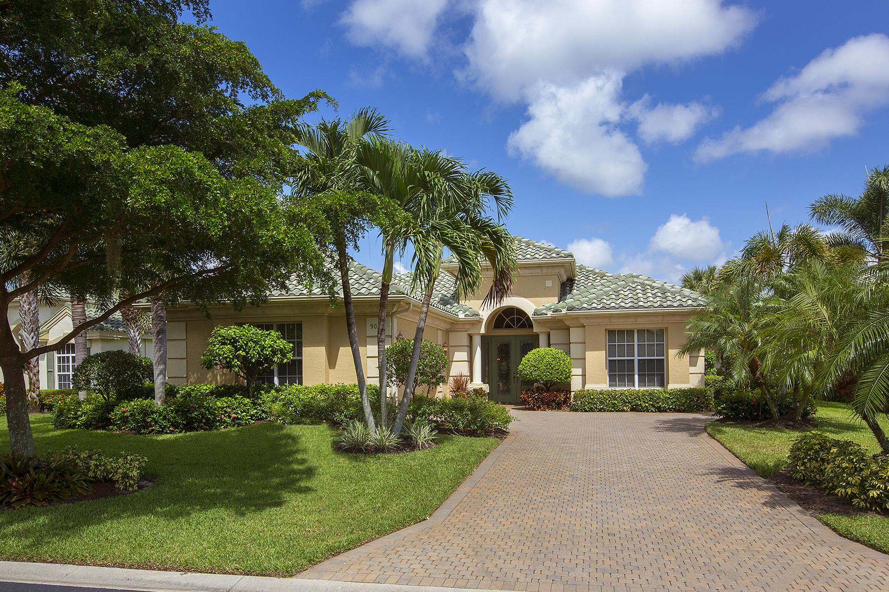 Moradia para Venda às HAWTHORNE 9024 Windswept Dr Estero, Florida, 34135 Estados Unidos