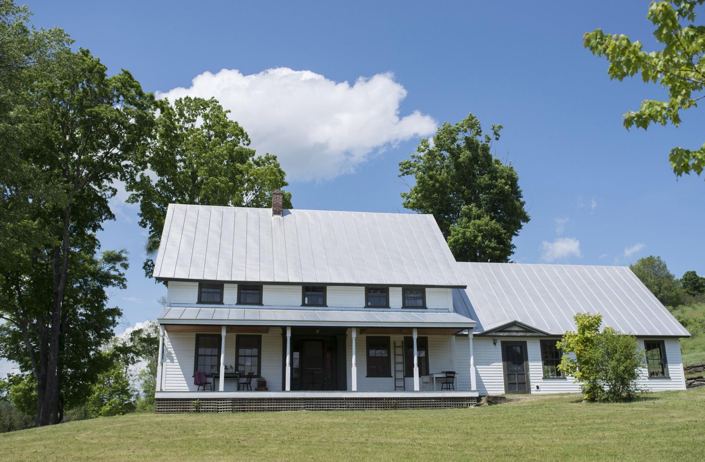Maison unifamiliale pour l Vente à 1681 Crocker Road, Randolph 1681 Crocker Rd Randolph, Vermont 05061 États-Unis