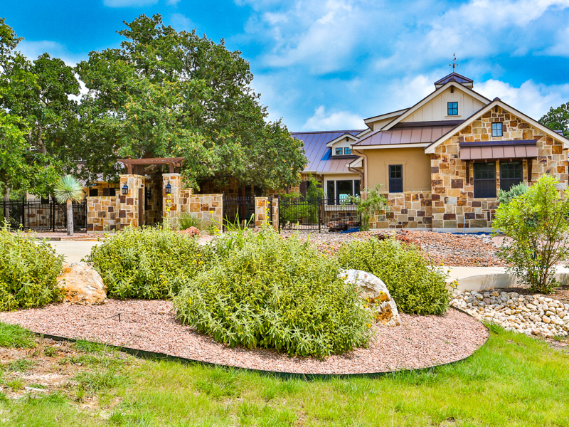 Single Family Home for Sale at Gorgeous Estate in Boerne 540 Turkey Knob Rd Boerne, Texas 78006 United States