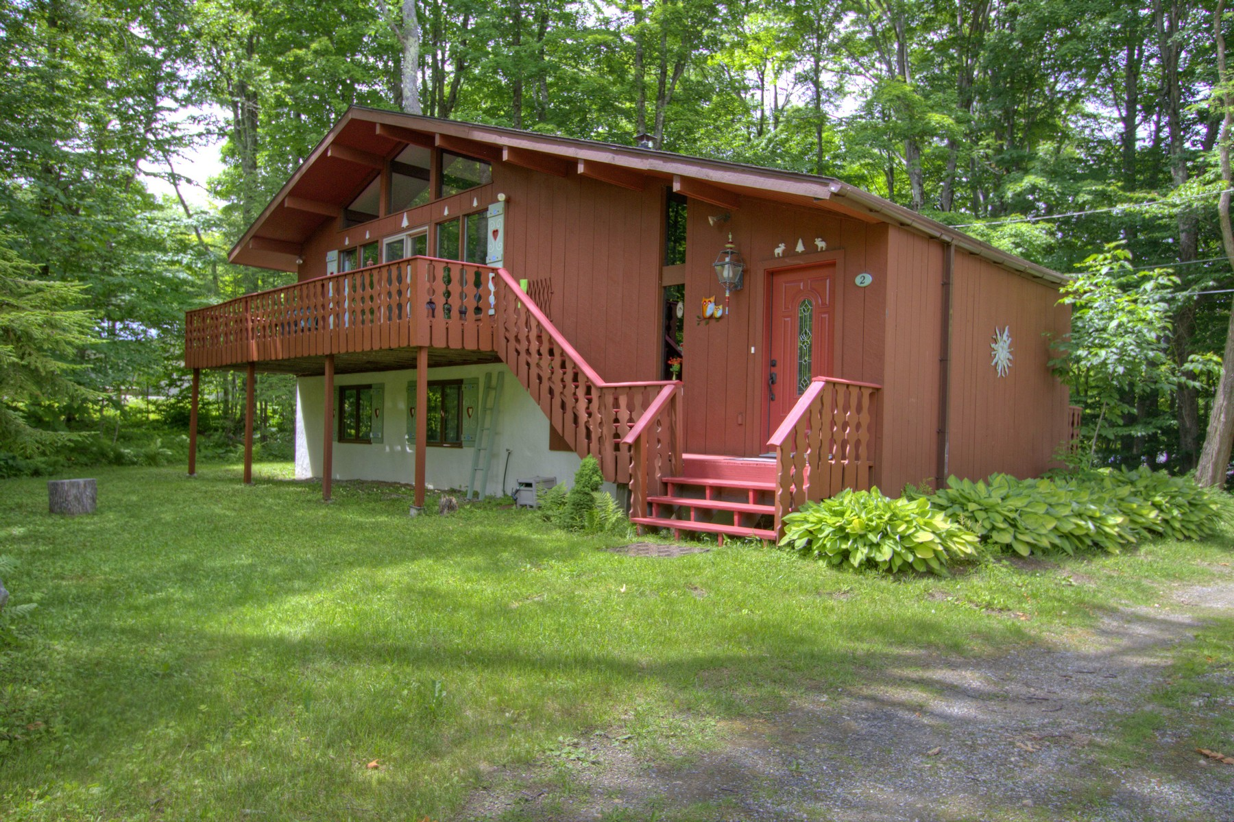 Single Family Home for Sale at 130 North Branch Road, Winhall 130 North Branch Rd Winhall, Vermont, 05340 United States