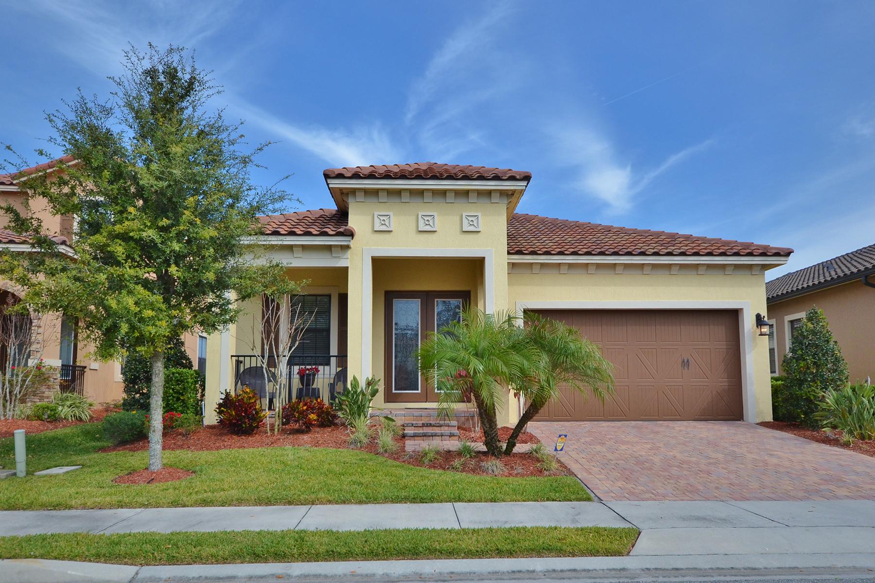 Single Family Home for Sale at ORLANDO 10443 Henbury St Orlando, Florida, 32832 United States