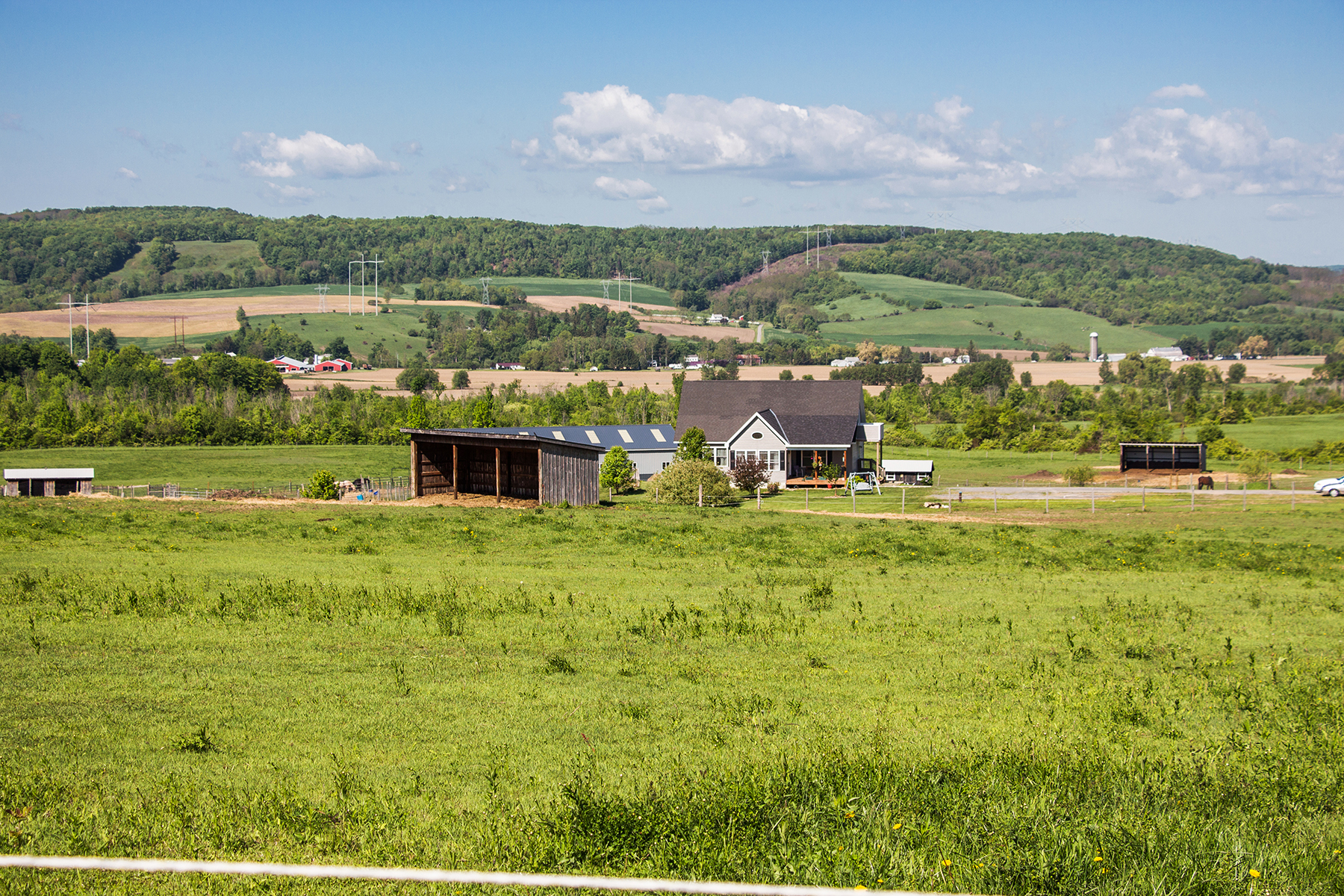 Additional photo for property listing at 84 Acre Equine Property with Gorgeous View! 418  Langley Rd Amsterdam, Нью-Йорк 12010 Соединенные Штаты