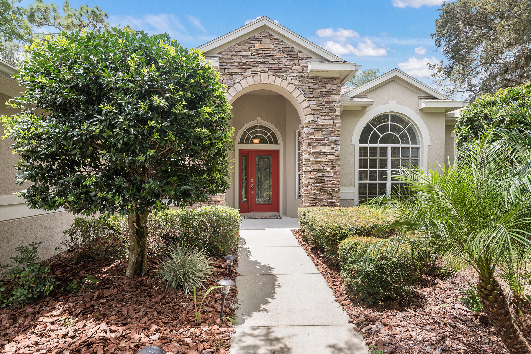 独户住宅 为 销售 在 FISHHAWK RANCH 15935 Sorawater Dr Lithia, 佛罗里达州, 33547 美国