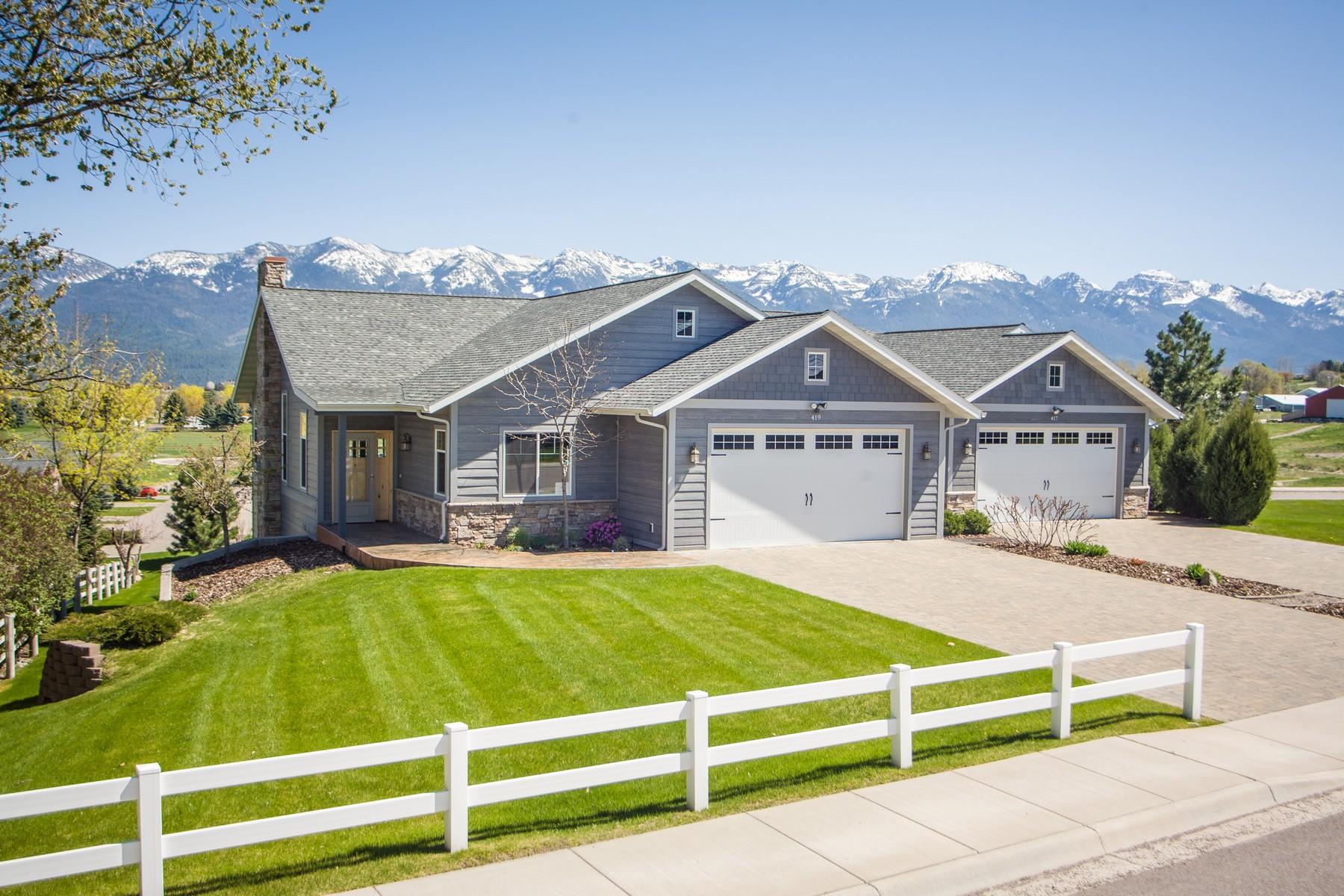 多棟聯建住宅 為 出售 在 Polson 419 Timberwolf Dr Polson, 蒙大拿州, 59860 美國