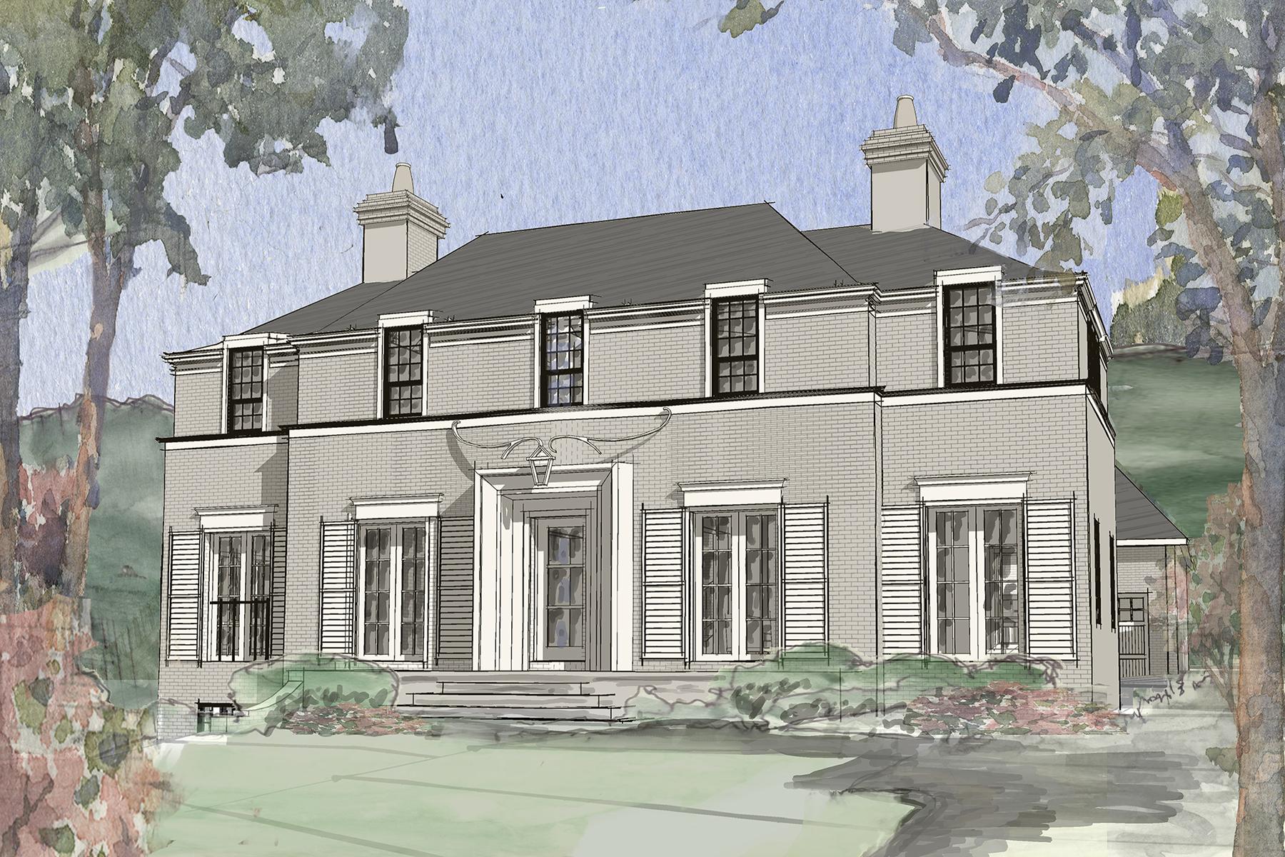 Nhà ở một gia đình vì Bán tại MYERS PARK 2037 Radcliffe Ave Lot 31 Charlotte, Bắc Carolina 28207 Hoa Kỳ