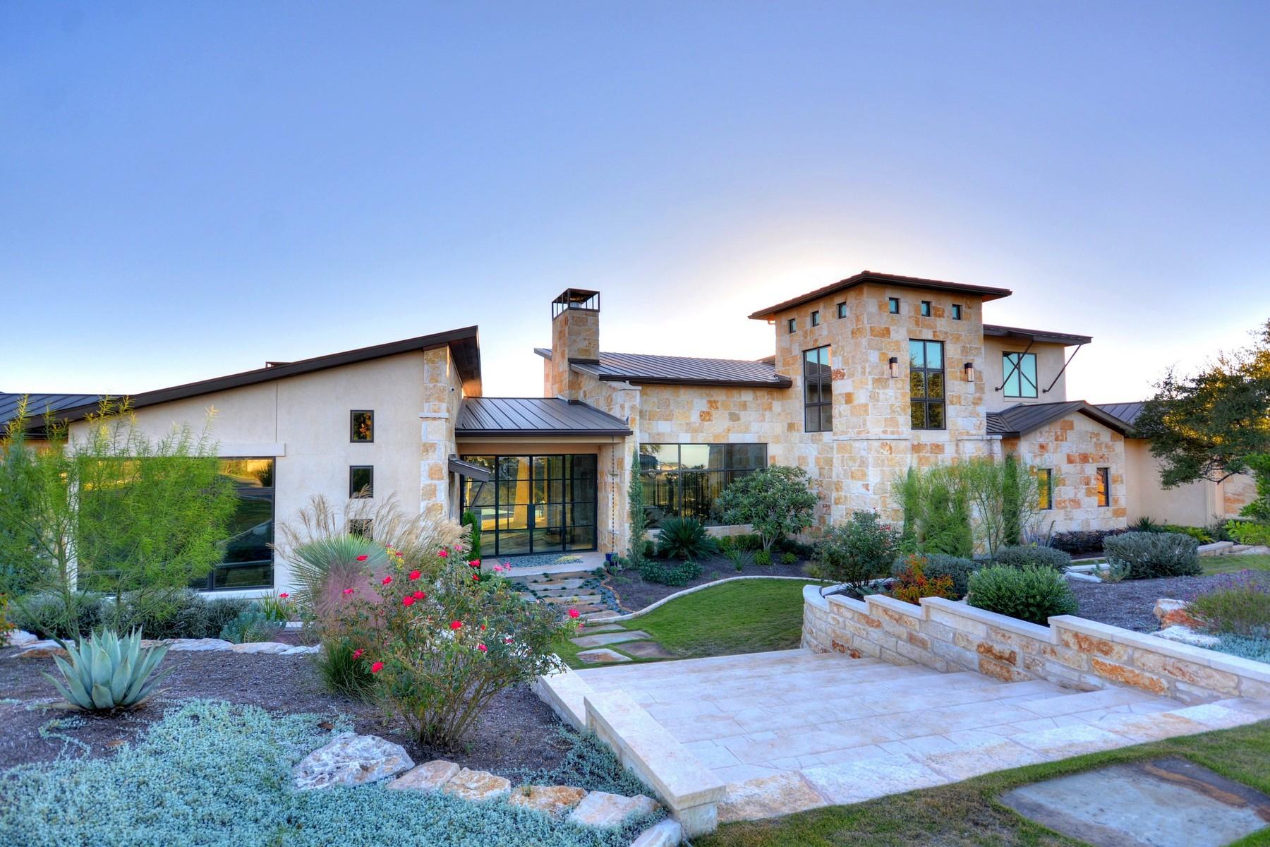 Nhà ở một gia đình vì Bán tại A Seamless Design of Modern Elegance 12209 Musket Rim St Austin, Texas, 78738 Hoa Kỳ