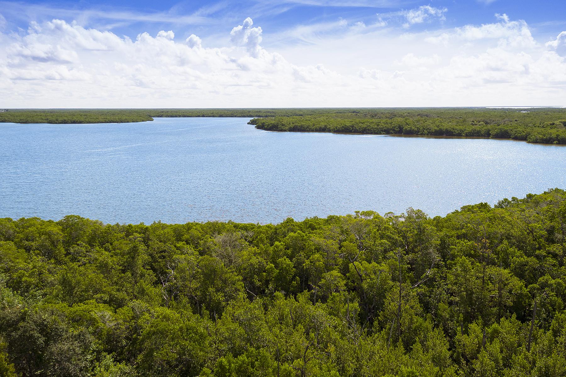 토지 용 매매 에 MARCO ISLAND - HORR'S ISLAND 900 Whiskey Creek Dr Marco Island, 플로리다, 34145 미국