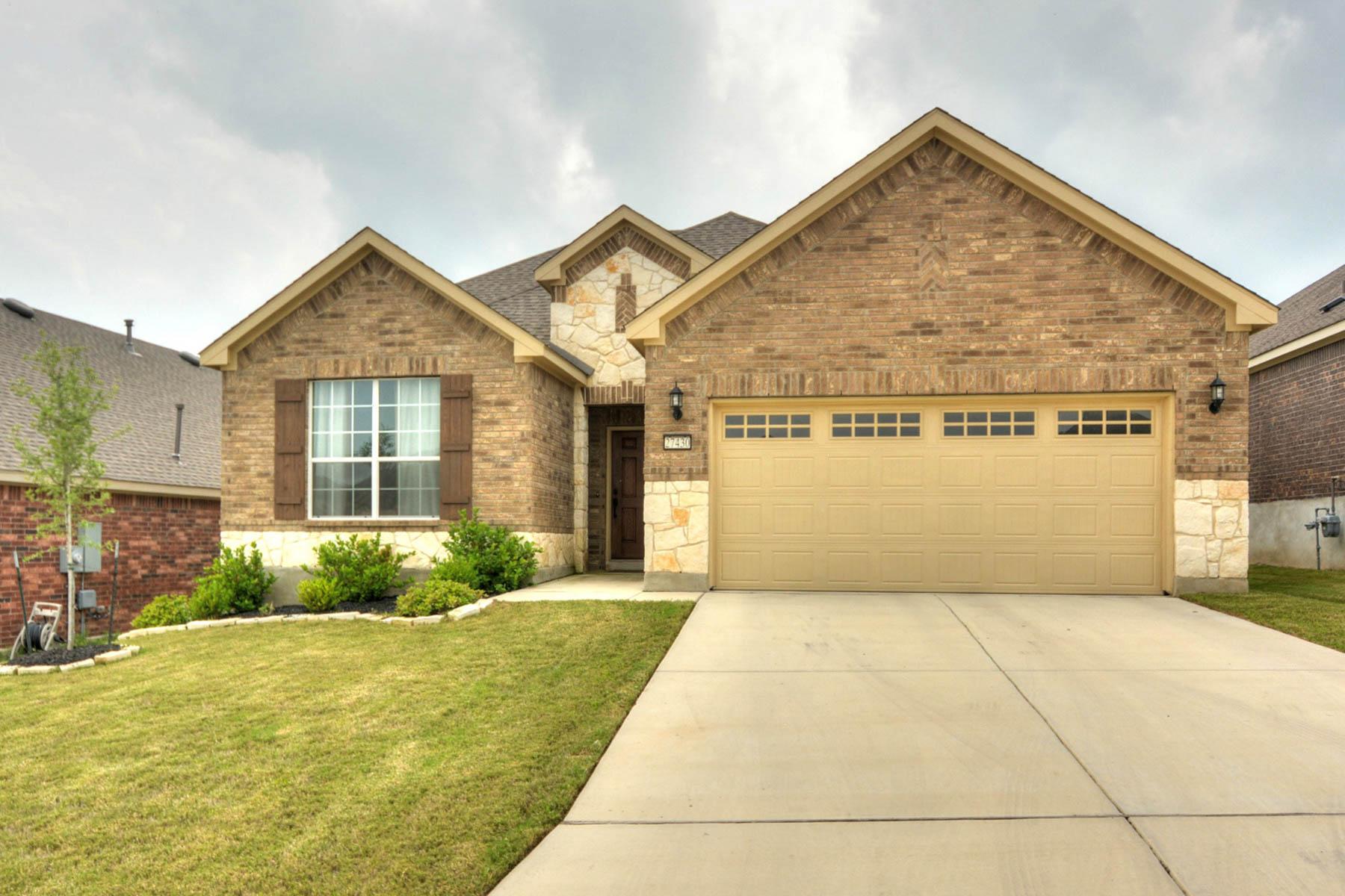 Casa Unifamiliar por un Venta en Beautiful Property in Gated Community in Boerne 27430 Valle Bluff Boerne, Texas 78015 Estados Unidos
