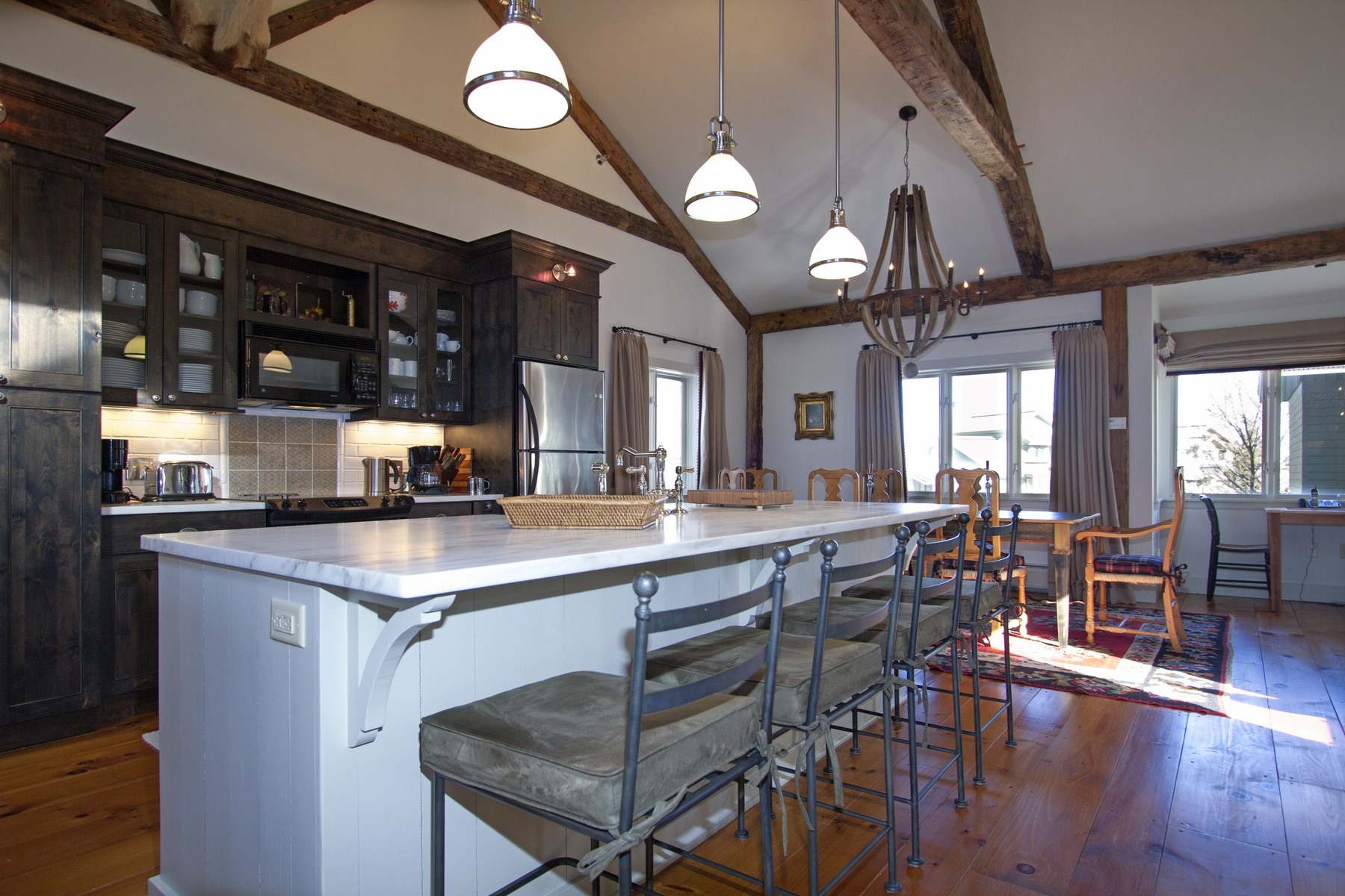 Appartement en copropriété pour l Vente à 48 Mountain Reach Mews 48, Stratton Stratton, Vermont, 05155 États-Unis