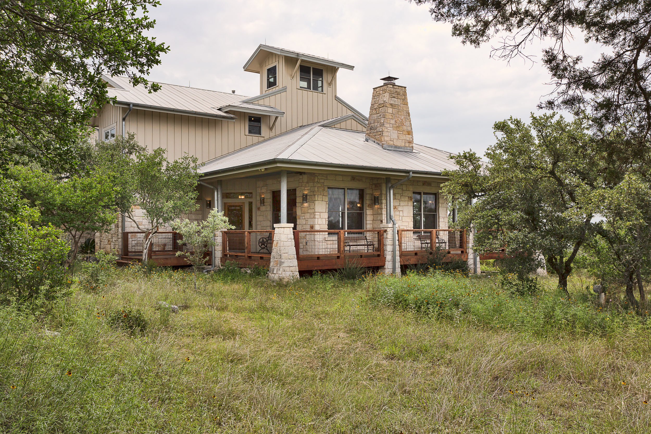 Single Family Home for Sale at Crestview Mesa Ranch 801 Hays Country Acres Rd Dripping Springs, Texas 78620 United States