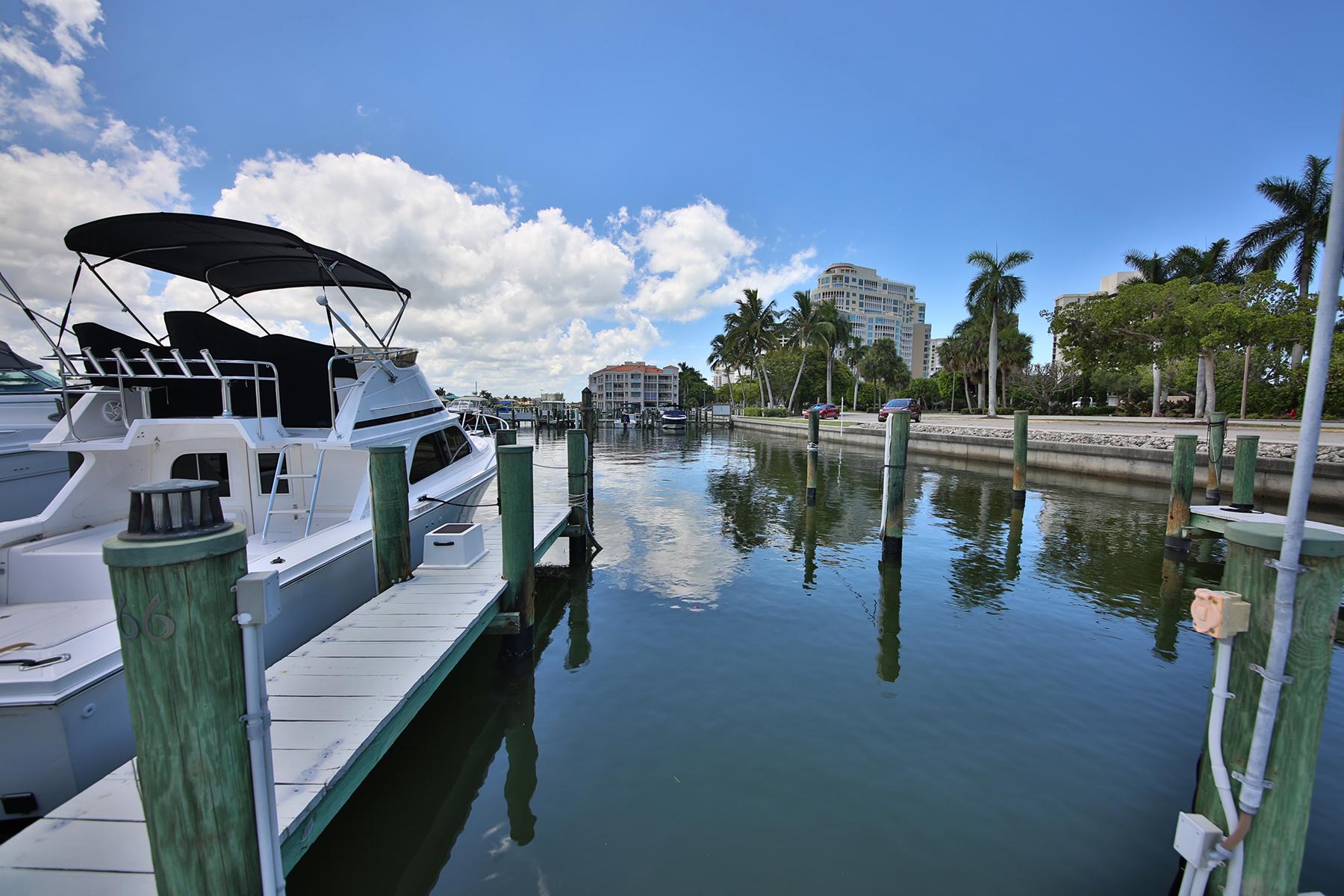 その他の住居 のために 売買 アット PARK SHORE - VENETIAN BAY YATCH CLUB 4680 Gulf Shore Boat Slip 66 Blvd N Naples, フロリダ 34103 アメリカ合衆国