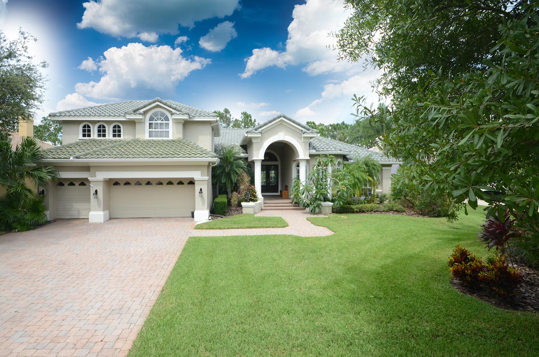獨棟家庭住宅 為 出售 在 VALRICO 5812 Peach Heather Trl Valrico, 佛羅里達州, 33596 美國
