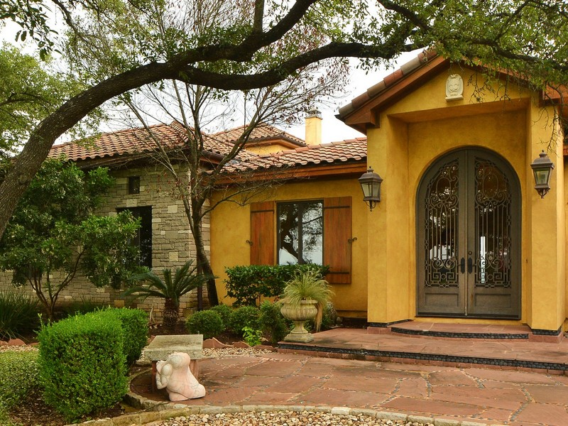 Single Family Home for Sale at European Inspired Home 1700 Barton Creek Blvd Austin, Texas, 78735 United States