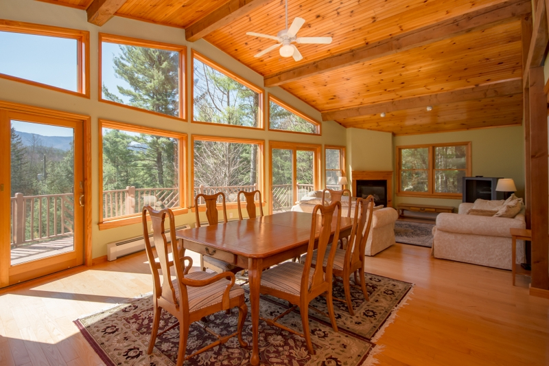 Additional photo for property listing at Private Adirondack Retreat 279  Hazen Road Jay, New York 12941 United States