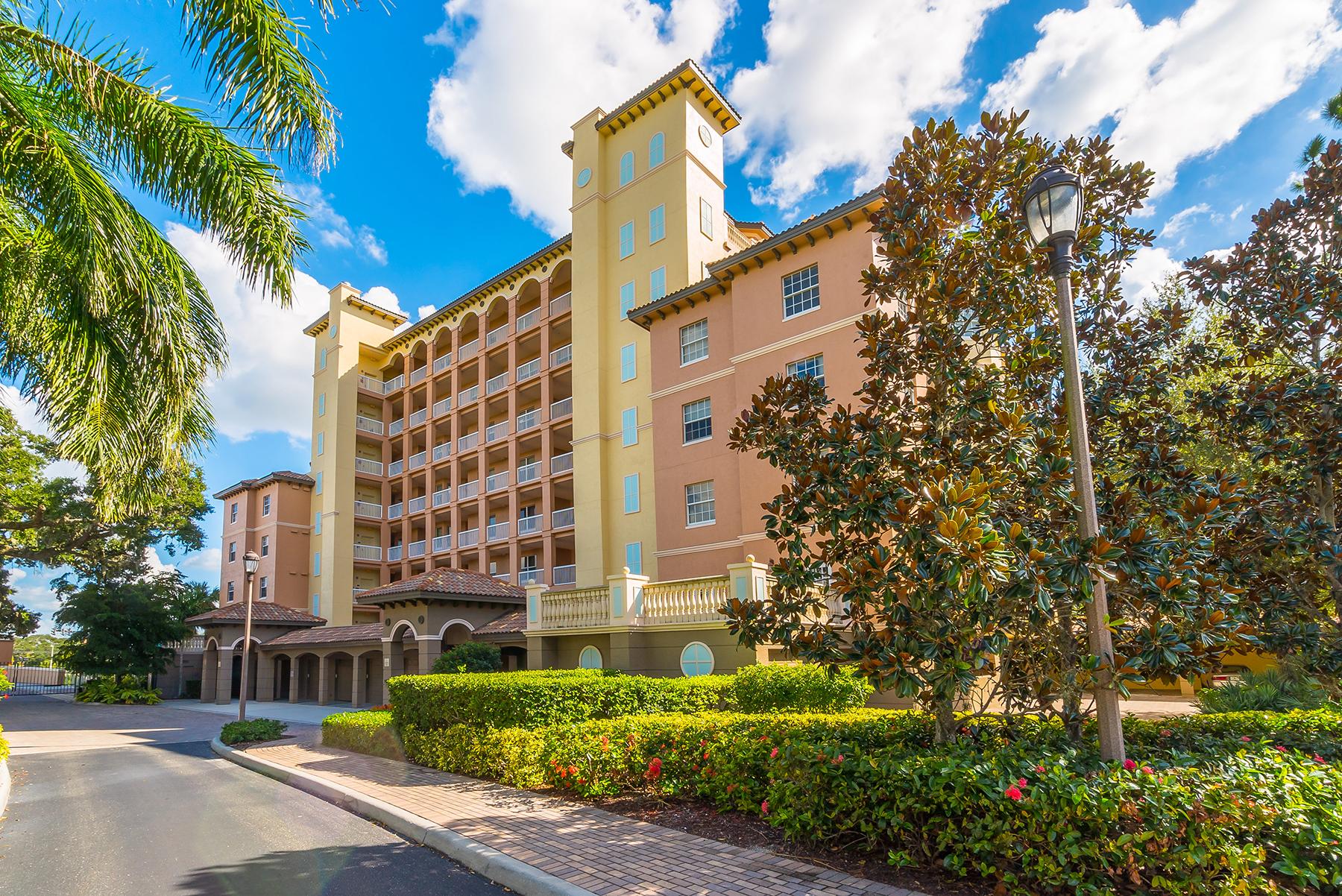 Copropriété pour l Vente à SARASOTA 1921 Monte Carlo Dr 504 Sarasota, Florida, 34231 États-Unis
