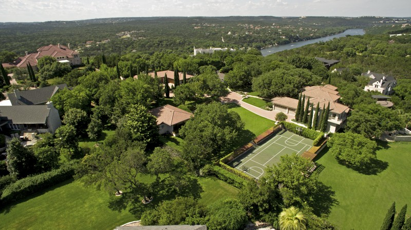 Moradia para Venda às One of the Most Substantial Estates in Austin, TX 101 Pascal Ln Austin, Texas 78746 Estados Unidos