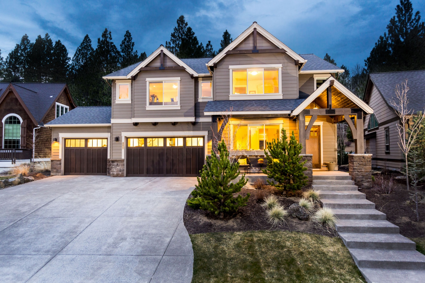 sales property at 2587 NW Brickyard Street, BEND
