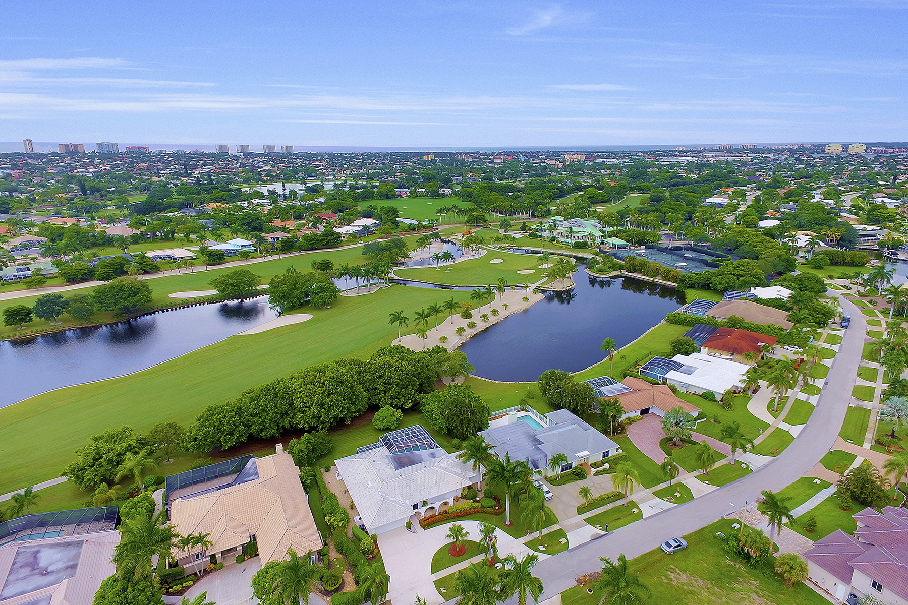 Single Family Home for Sale at MARCO ISLAND - NASSAU COURT 404 Nassau Ct Marco Island, Florida, 34145 United States