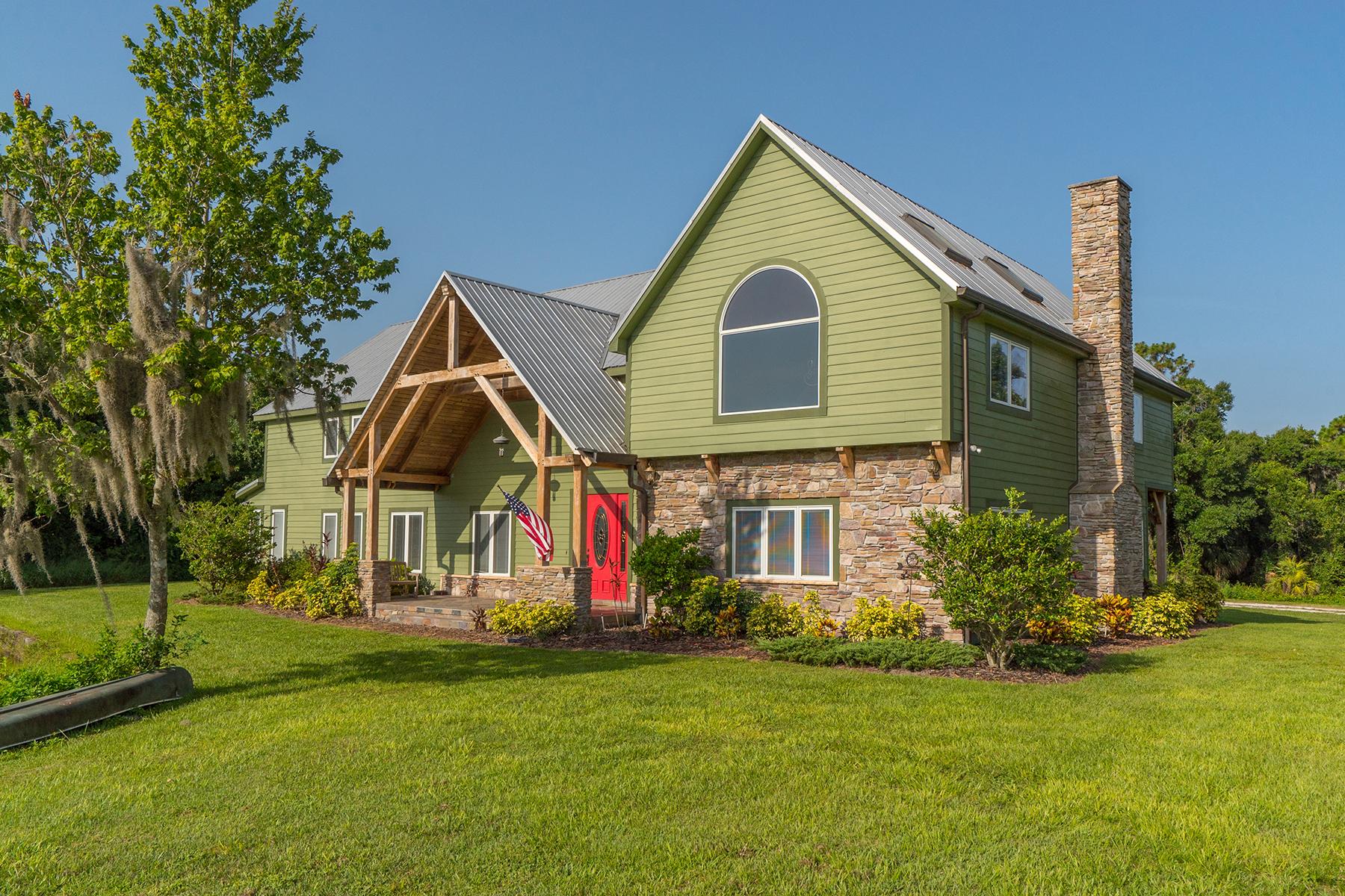 Maison unifamiliale pour l Vente à PARRISH 16857 Rosedown Parrish, Florida 34219 États-Unis