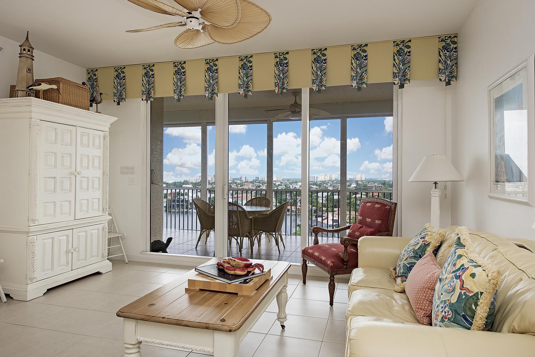 Eigentumswohnung für Verkauf beim VANDERBILT BEACH - REGATTA 410 Flagship Dr 1106 Naples, Florida 34108 Vereinigte Staaten