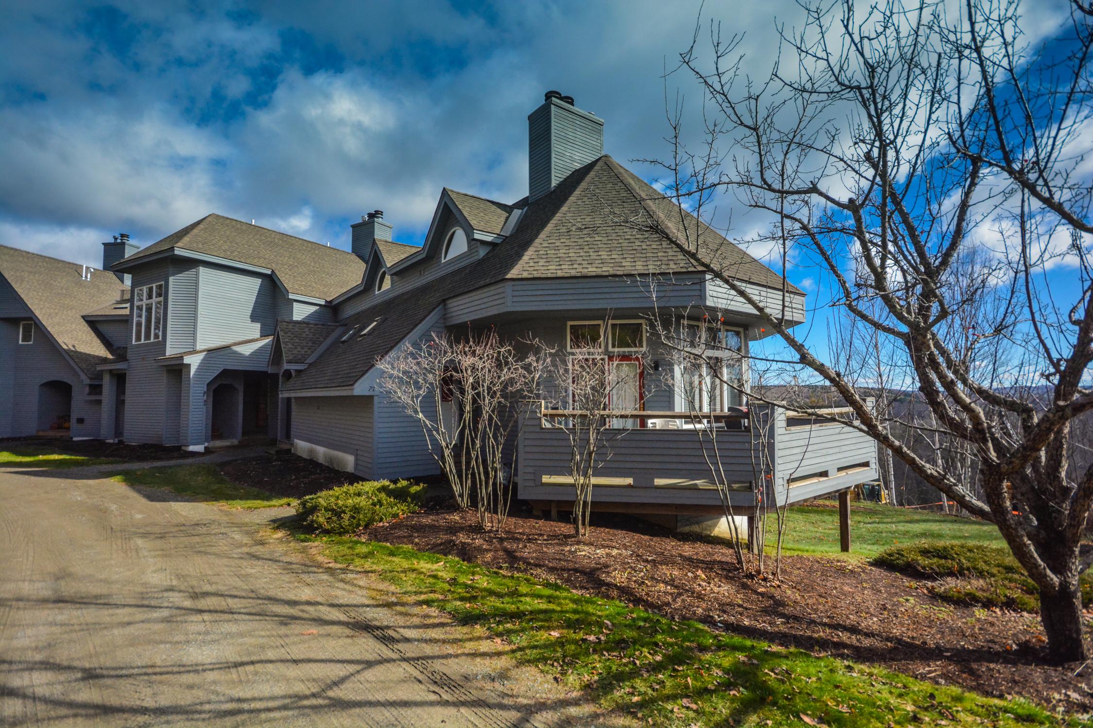 共管物業 為 出售 在 Spectacular Powderhorn Townhouse 27 Haymaker 9F Wilmington, 佛蒙特州, 05363 美國