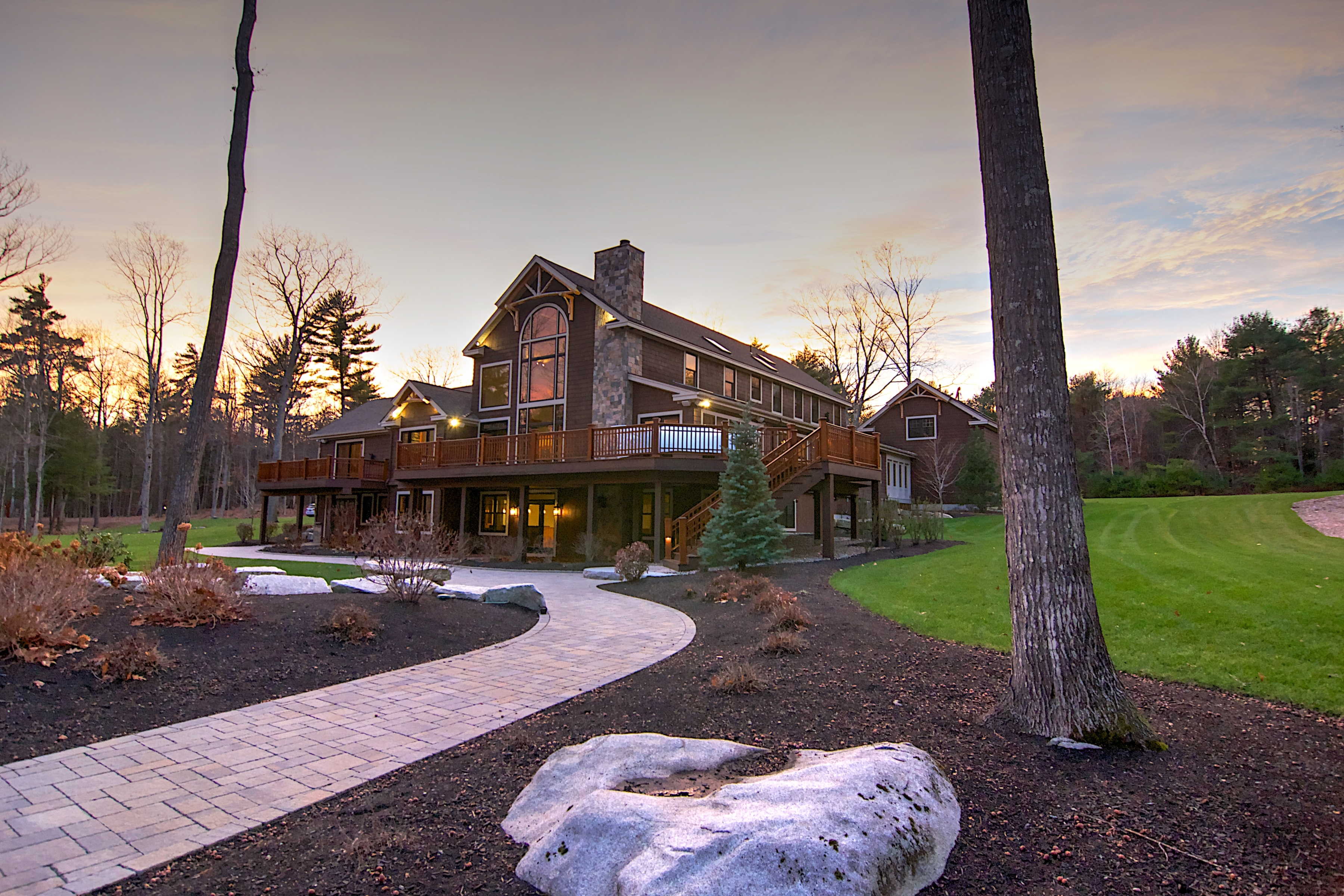 Single Family Home for Sale at Lake Winnipesaukee Masterpiece 78 Powers Rd Meredith, New Hampshire 03253 United States