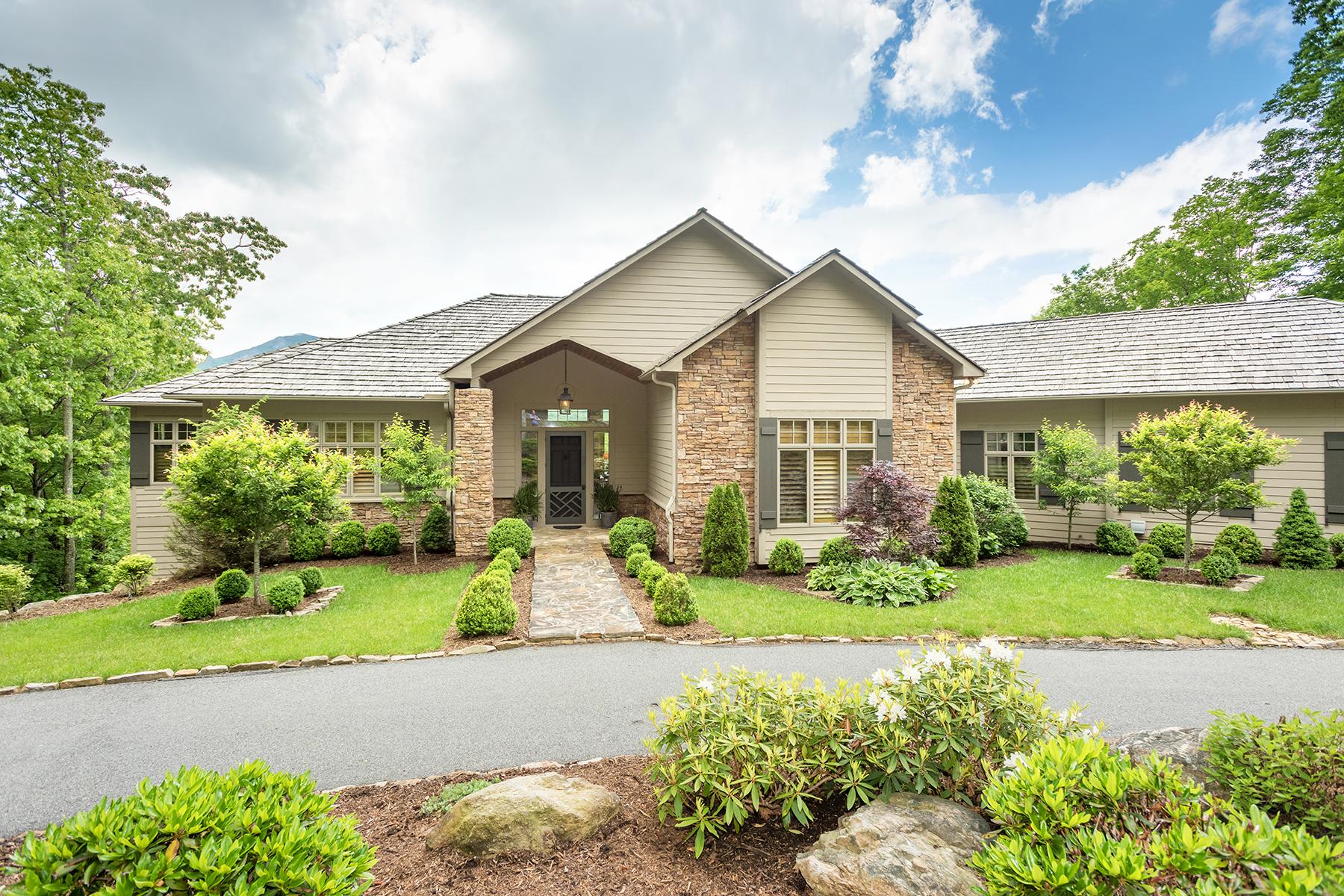 獨棟家庭住宅 為 出售 在 LINVILLE RIDGE 1031 Ridge Drive Linville, 北卡羅來納州 28646 美國