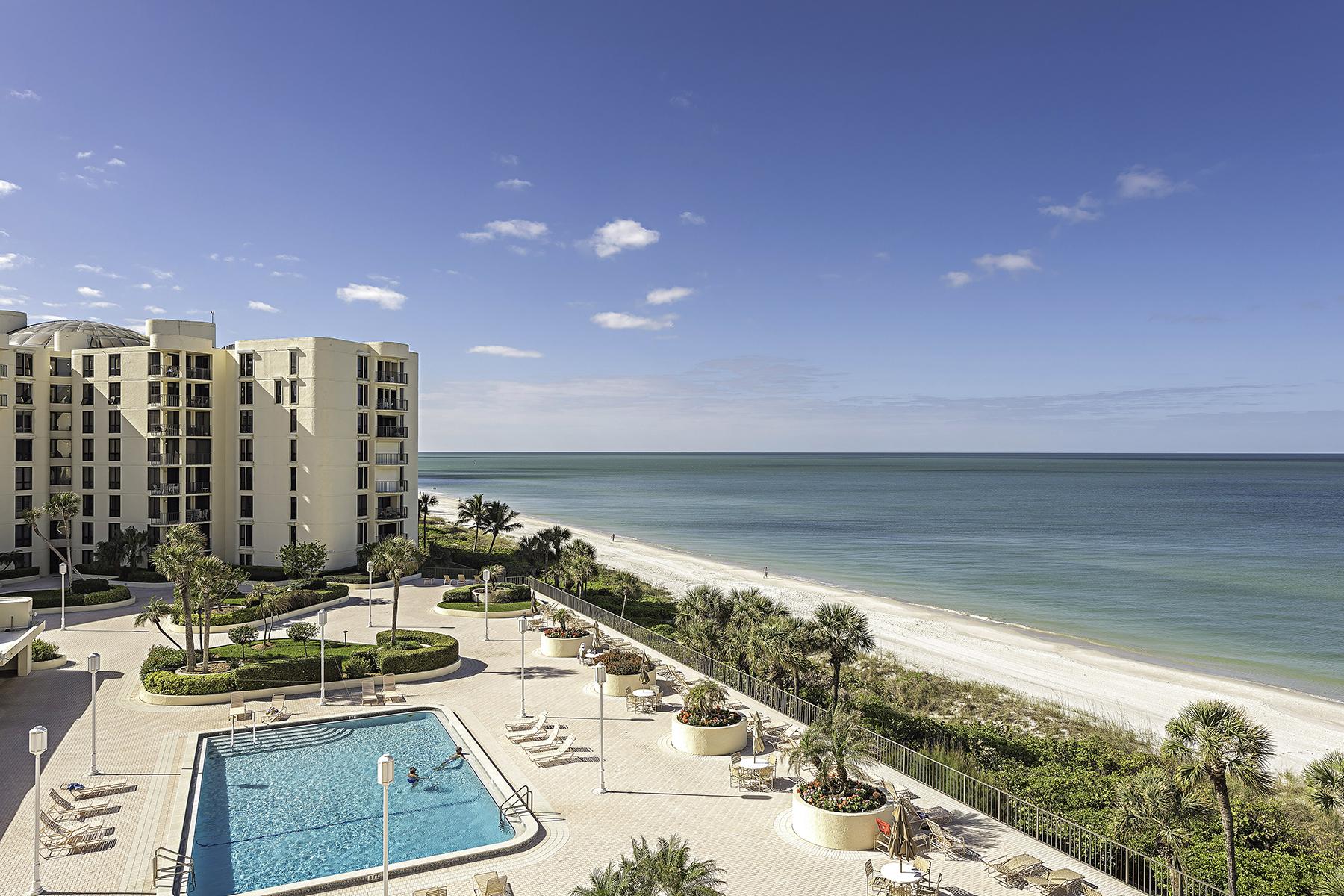 Кооперативная квартира для того Продажа на Moorings 3215 Gulf Shore Blvd N 504N Naples, Флорида, 34103 Соединенные Штаты