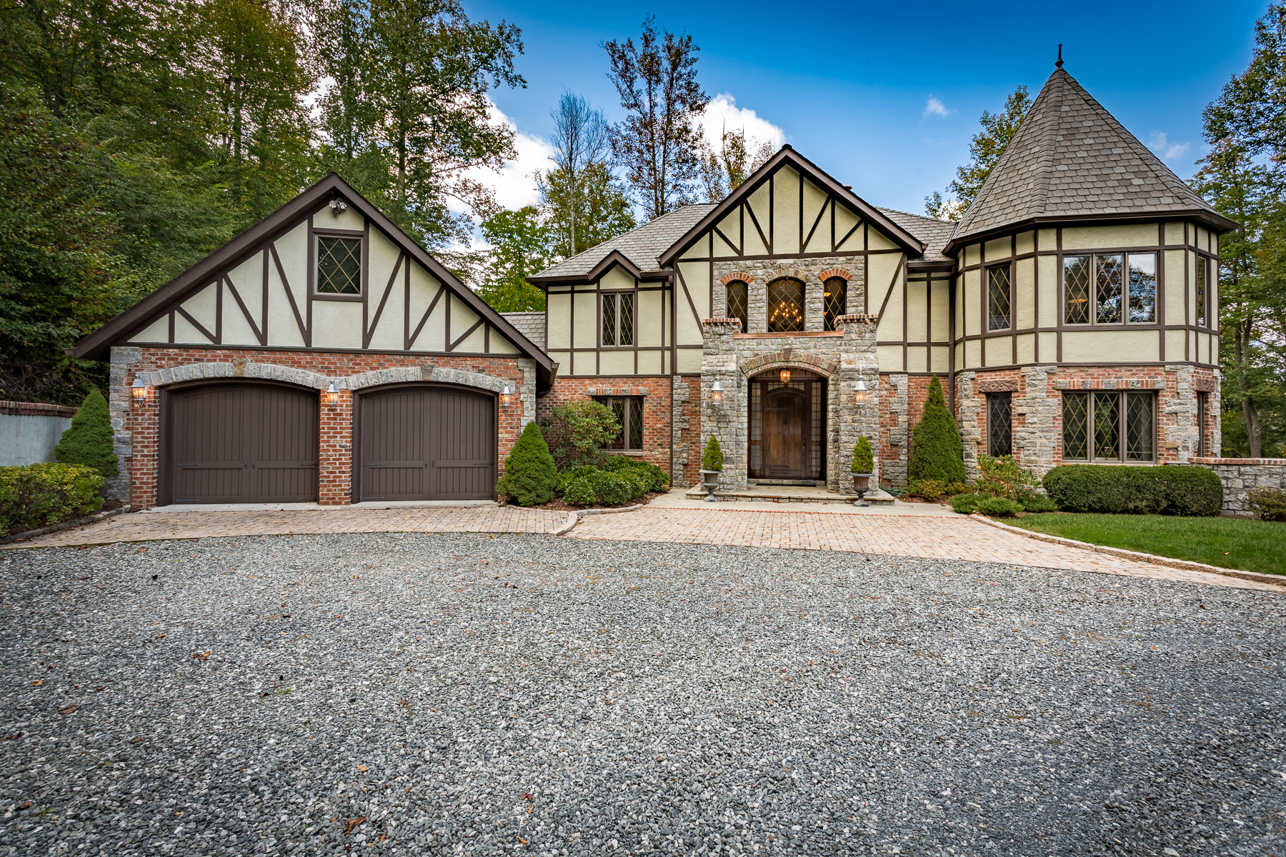Single Family Home for Sale at ENGLISH TUDOR ESTATE 838 Church Road Rd Boone, North Carolina, 28607 United States