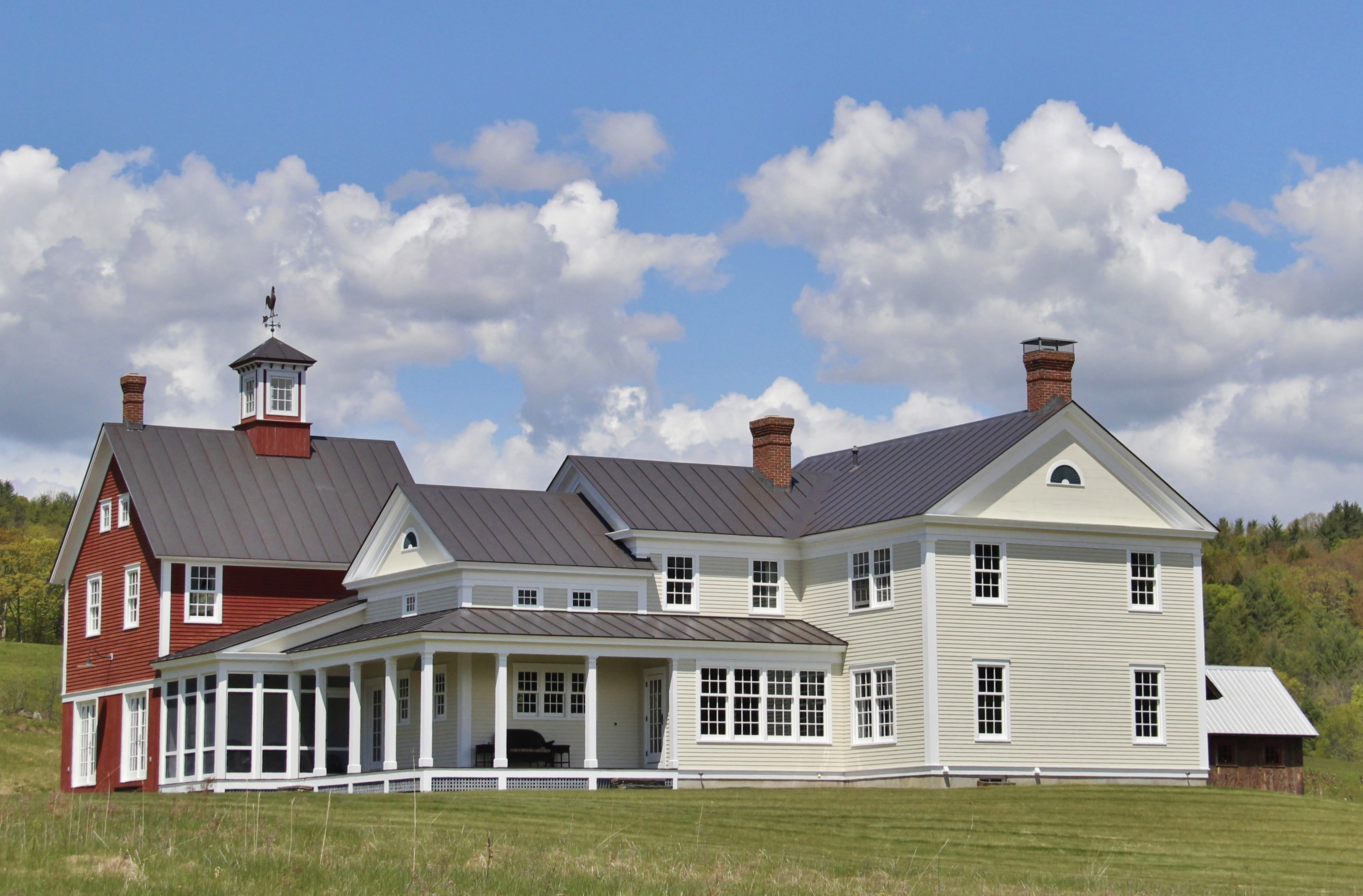 Maison unifamiliale pour l Vente à 833 Union Village Rd, Norwich Norwich, Vermont, 05055 États-Unis