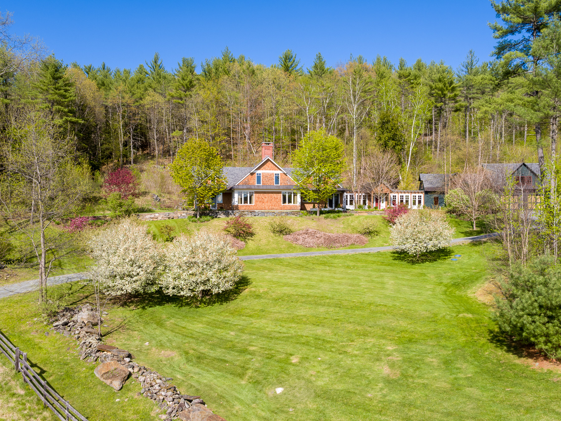 Single Family Home for Sale at 288 Orford Road, Lyme 288 Orford Rd Lyme, New Hampshire, 03768 United States